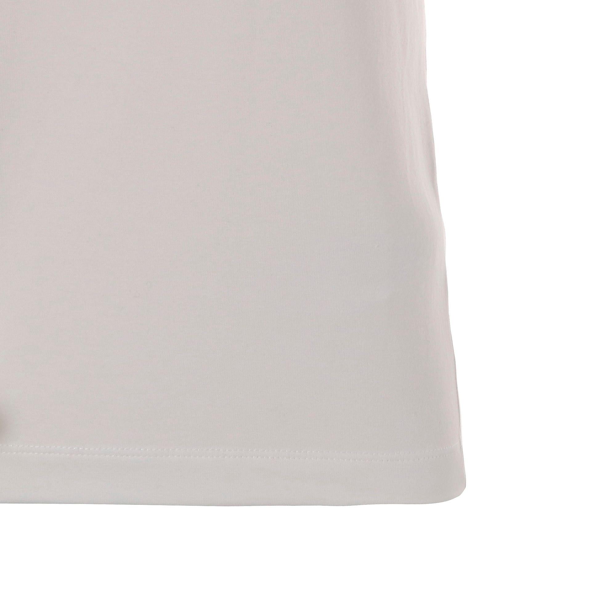 Thumbnail 8 of CLASSICS タイト ウィメンズ SS Tシャツ 半袖, Puma White-black, medium-JPN