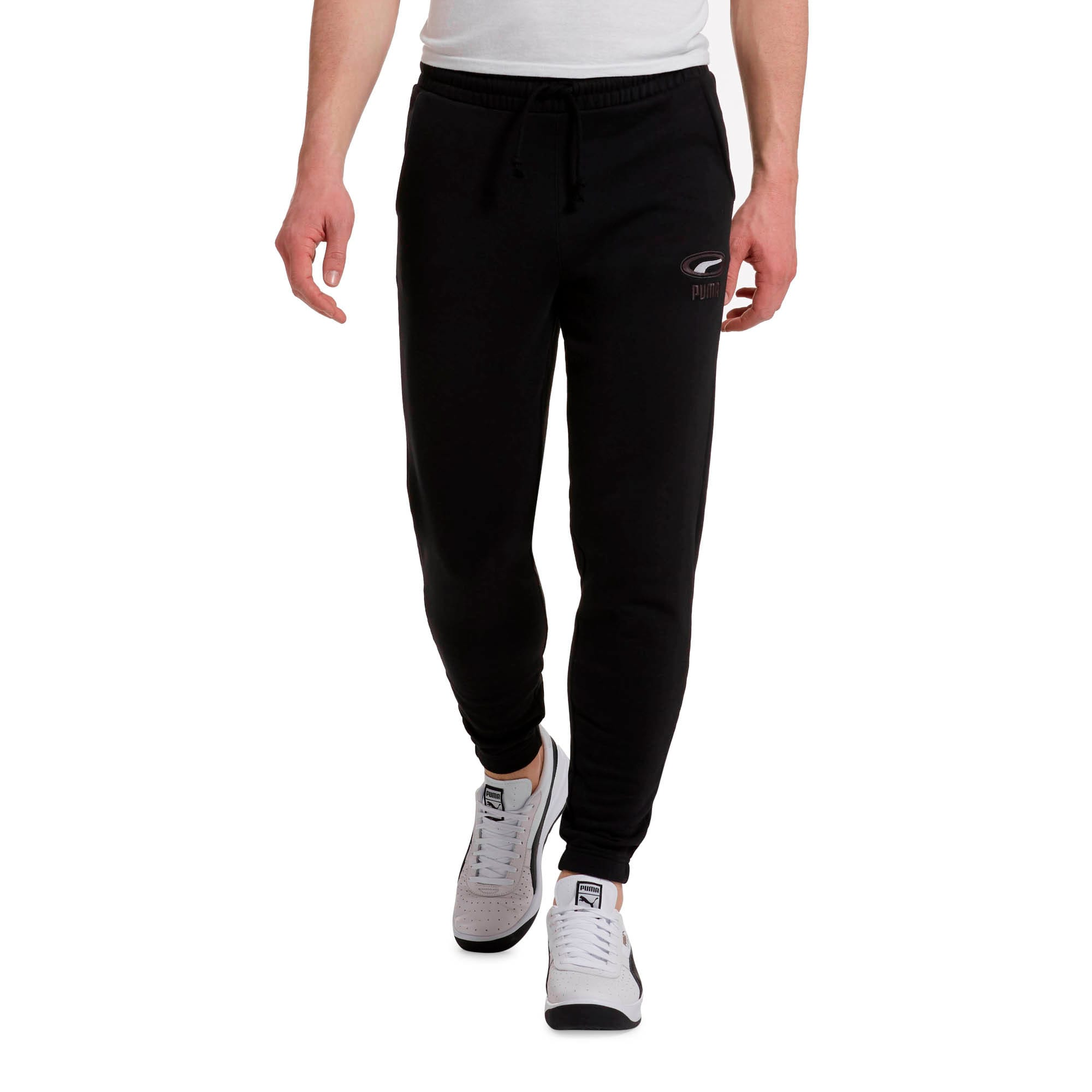 Thumbnail 1 of Last Dayz Men's Sweatpants, LGH-Puma Black, medium