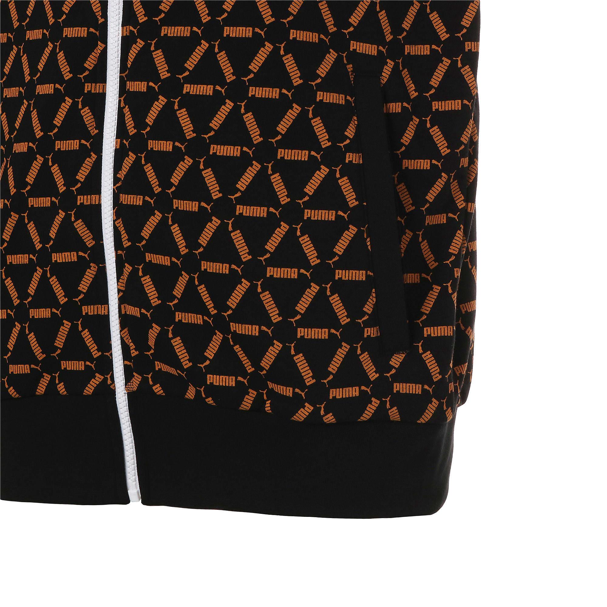 Thumbnail 12 of LUX PACK トラックジャケット ユニセックス, Cotton Black, medium-JPN