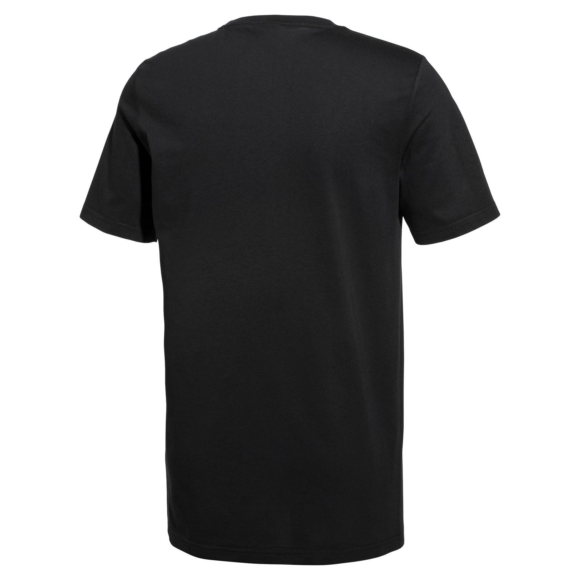 Miniatura 2 de Camiseta PUMA x MTV para hombre, Puma Black, mediano