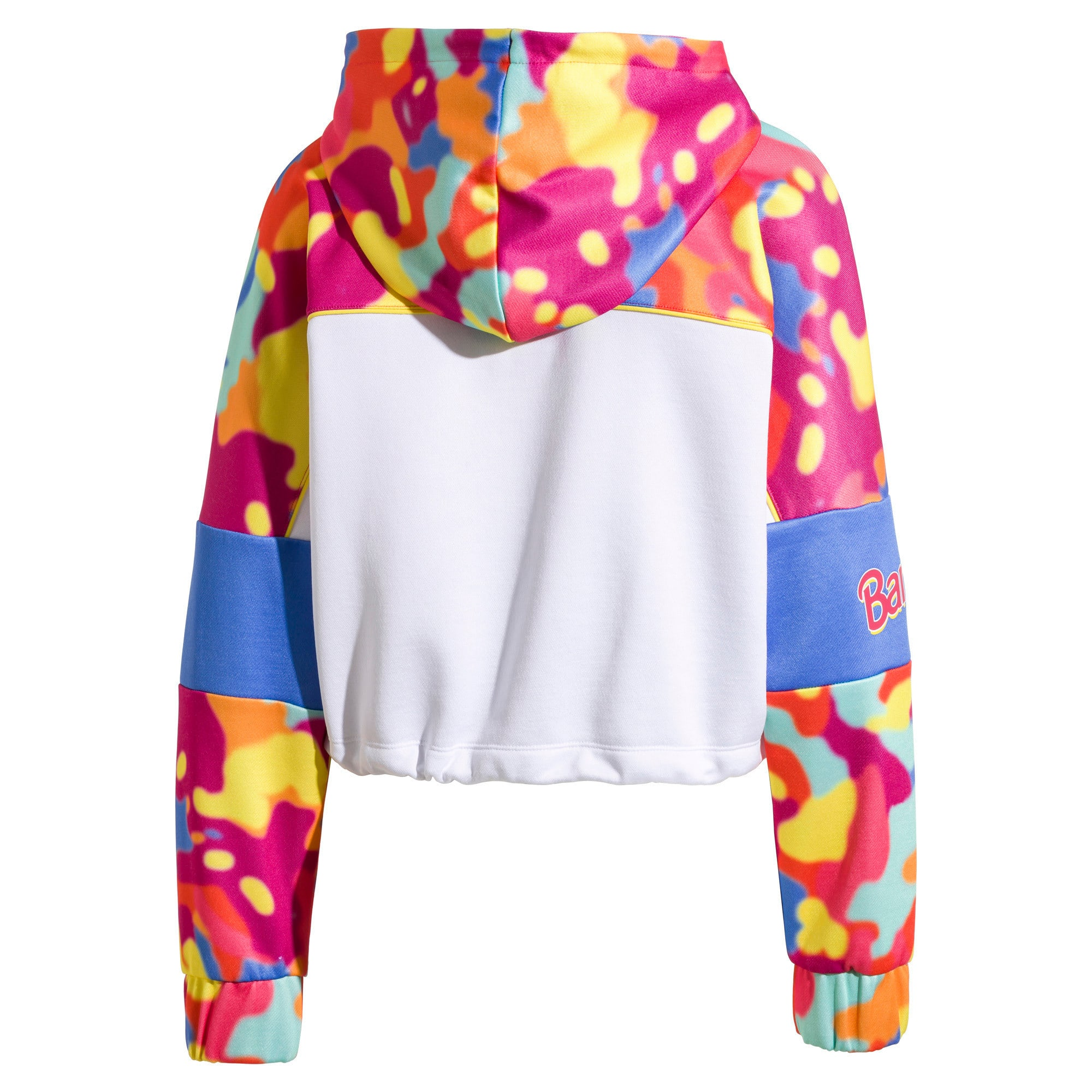 Thumbnail 2 of PUMA x BARBIE XTG Women's Track Jacket, Puma White, medium