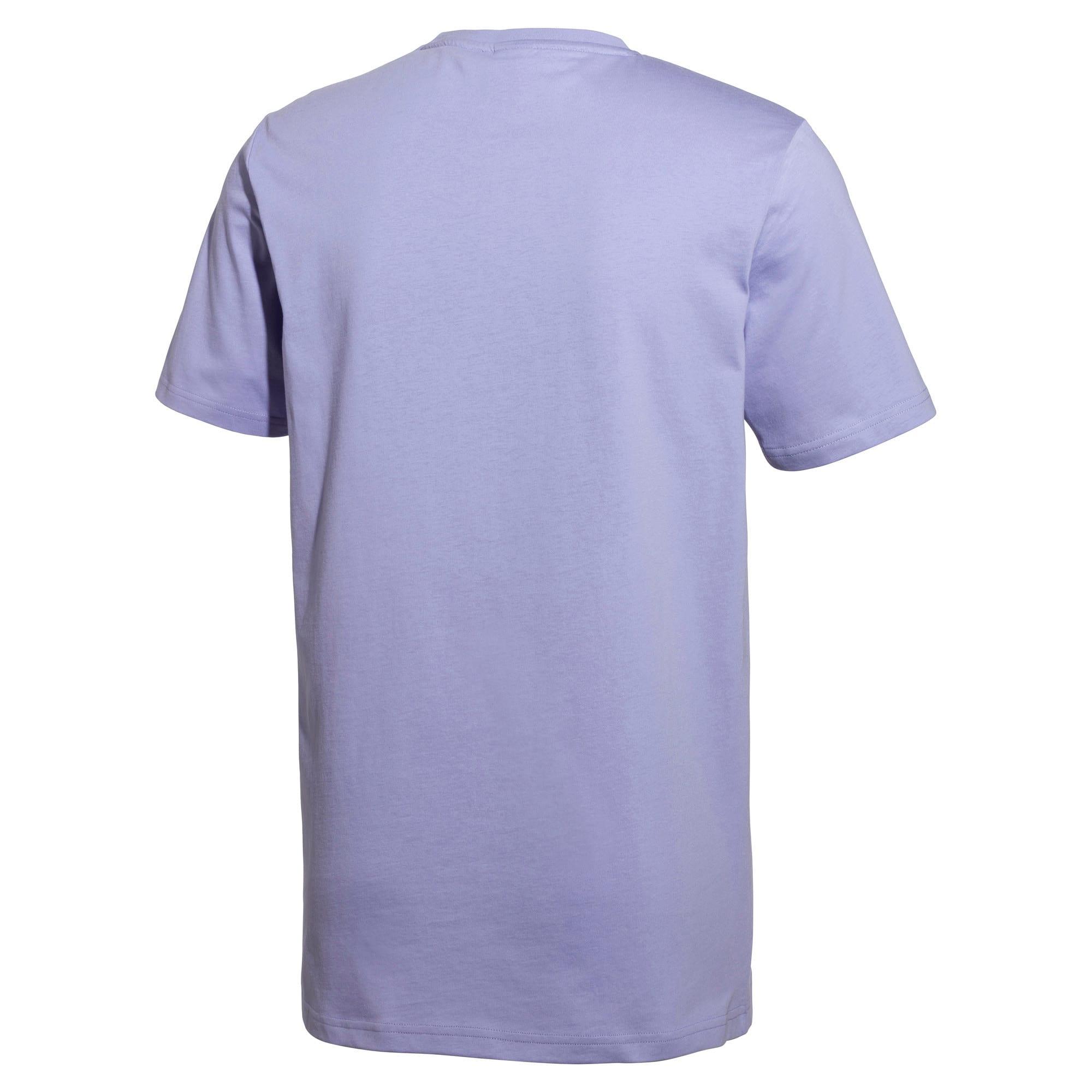 Miniatura 2 de Camiseta PUMA x MTV para hombre, Sweet Lavender, mediano
