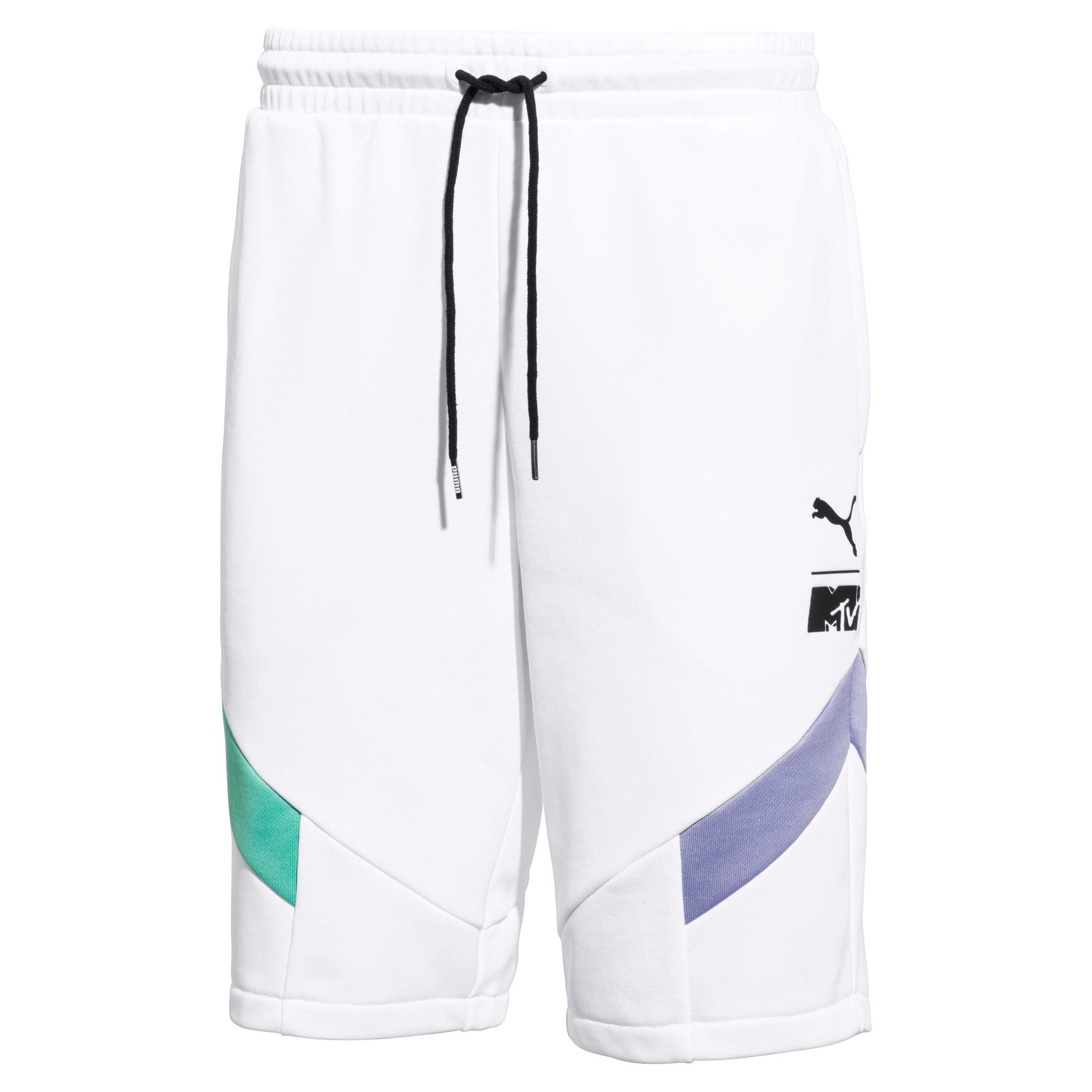 Thumbnail 1 of PUMA x MTV MCS Herren Shorts, Puma White, medium