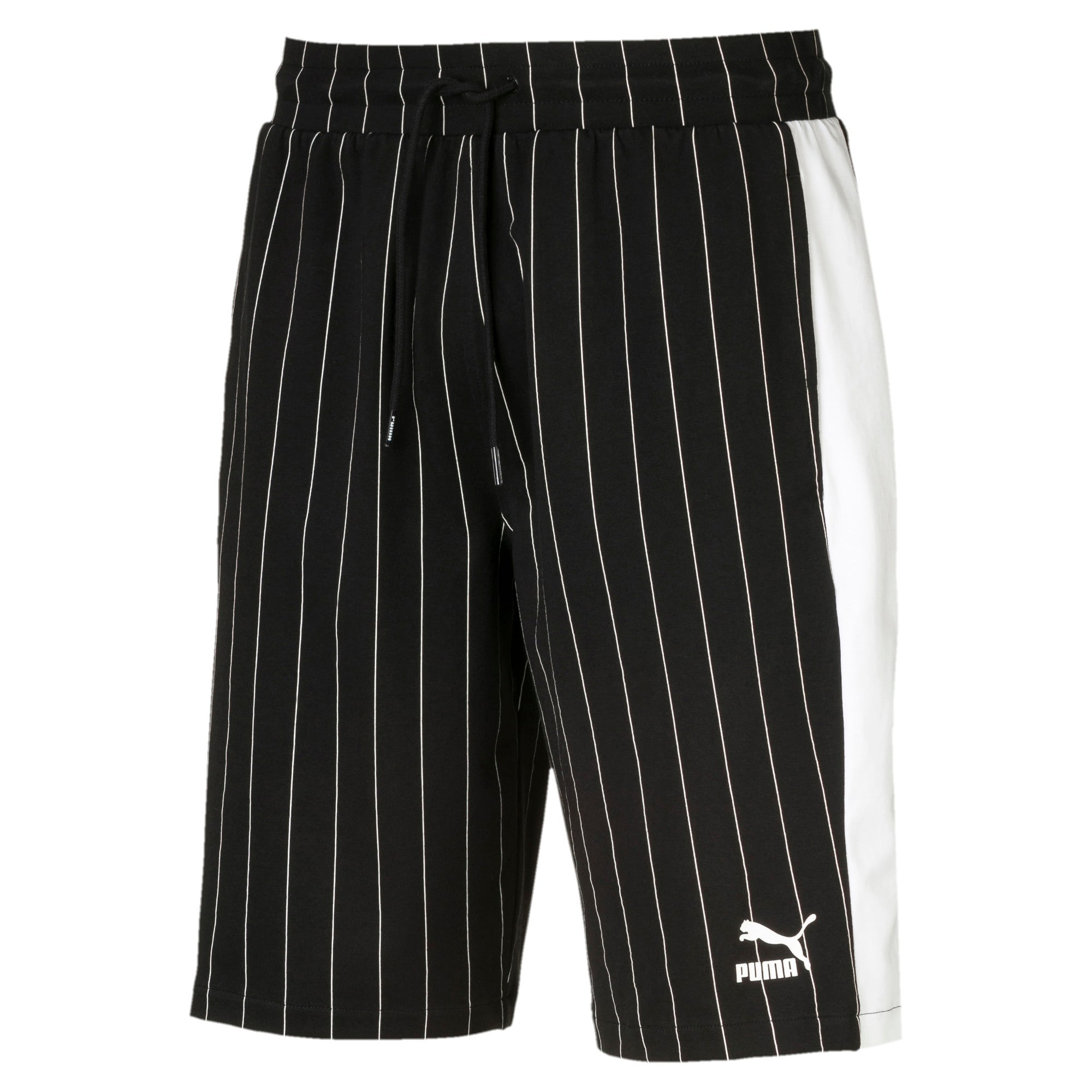 Thumbnail 1 of Short Archive Pinstripe pour homme, Puma Black, medium