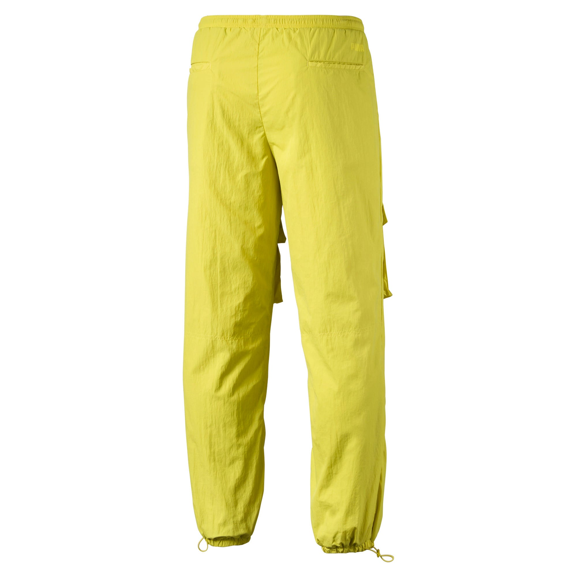 Thumbnail 5 of Men's Woven Alteration Pants, Celery, medium