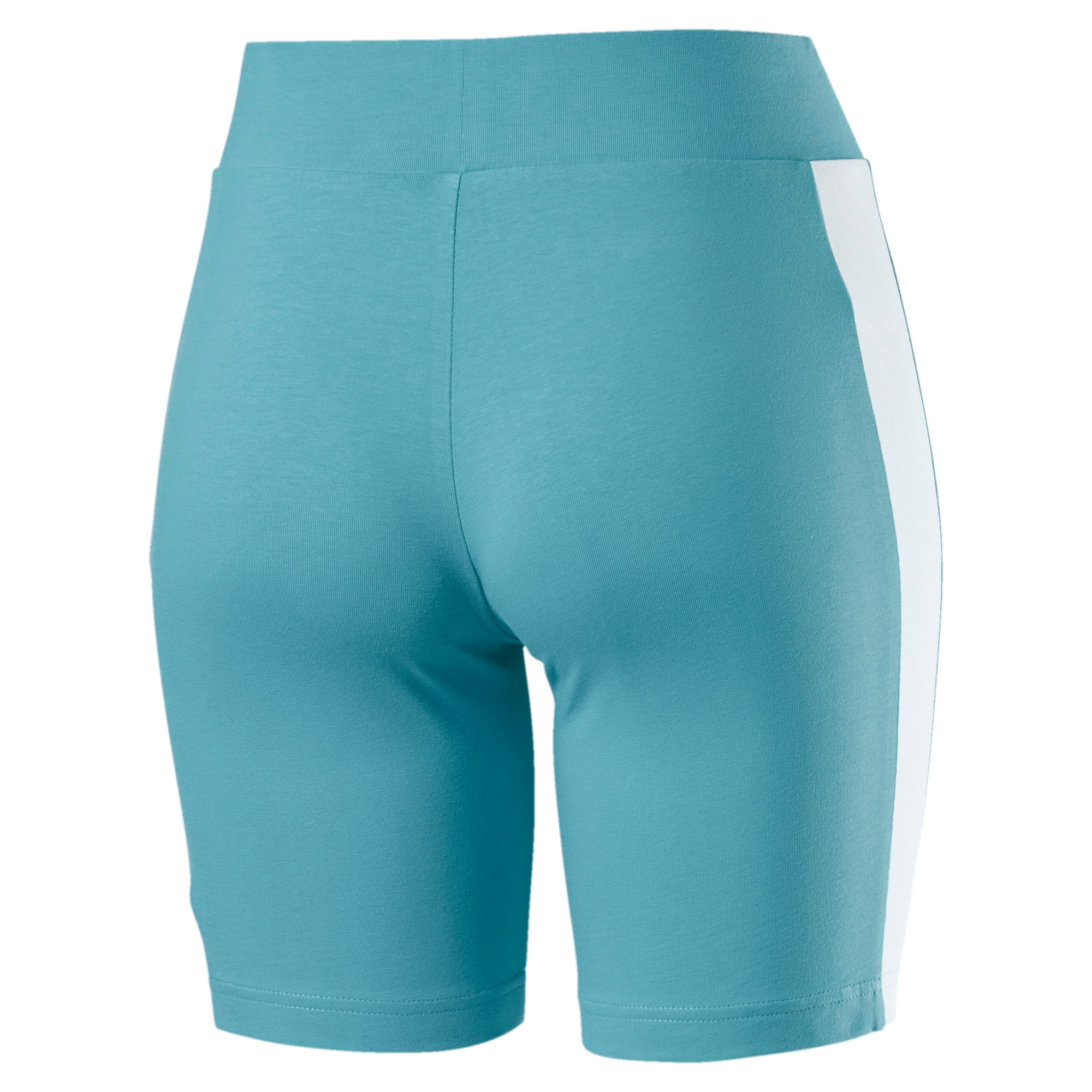 Classics T7 Women's Cycling Shorts, Milky Blue, large