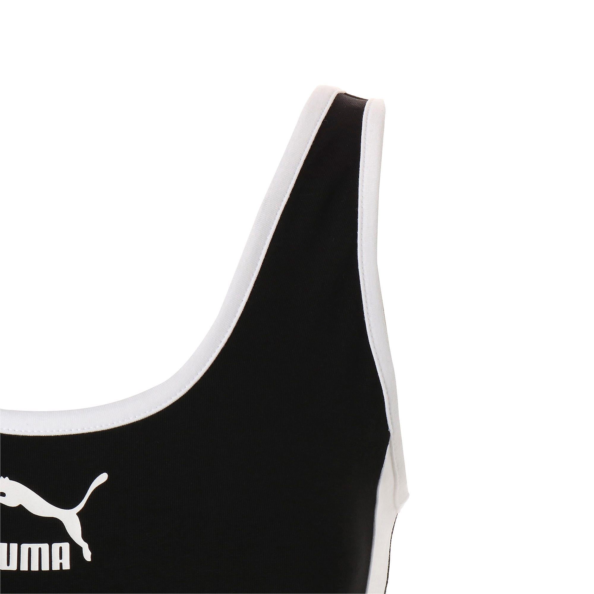 Thumbnail 5 of CLASSICS T7 ウィメンズ ボディスーツ, Cotton Black, medium-JPN