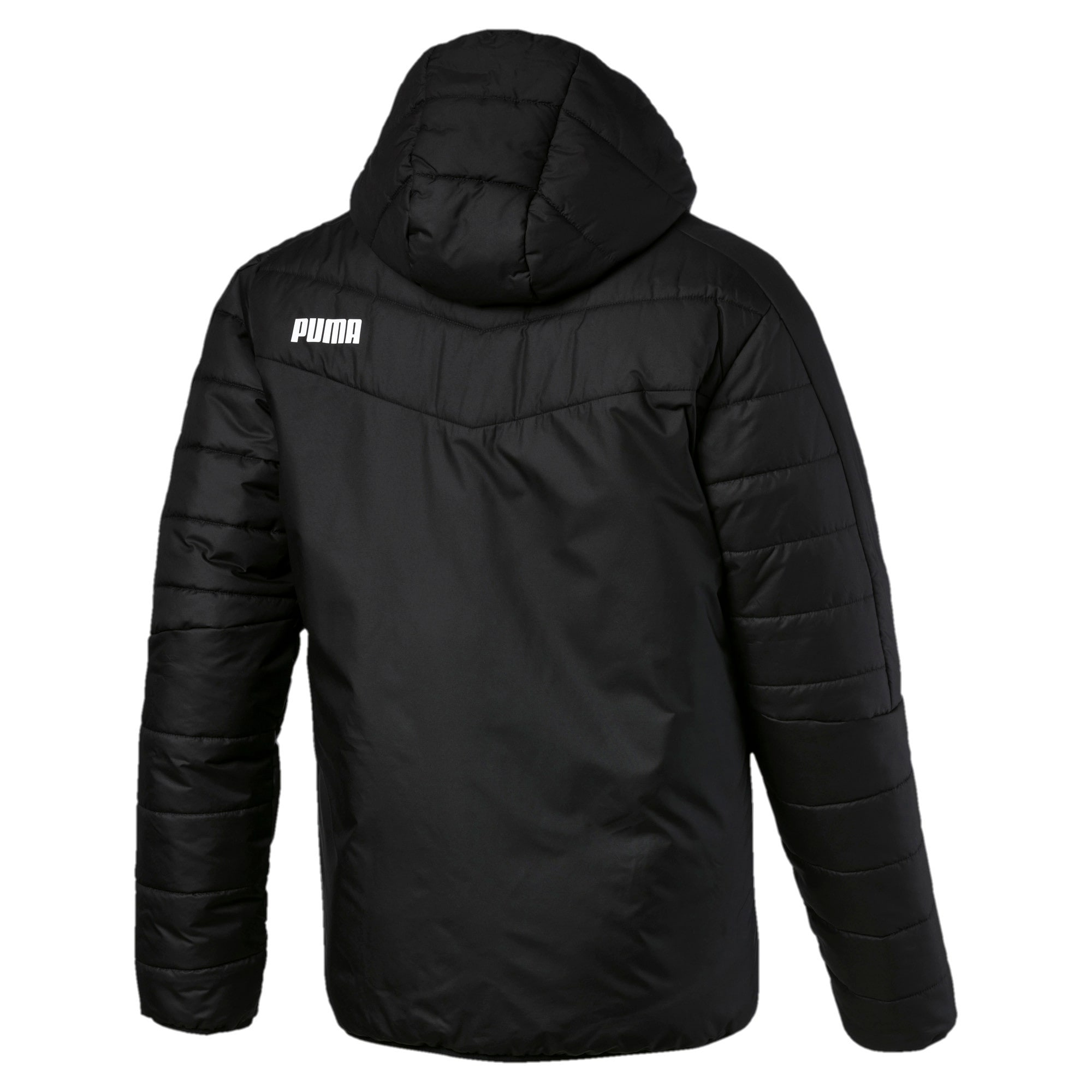 warmCELL Men's Padded Jacket, Puma Black, large