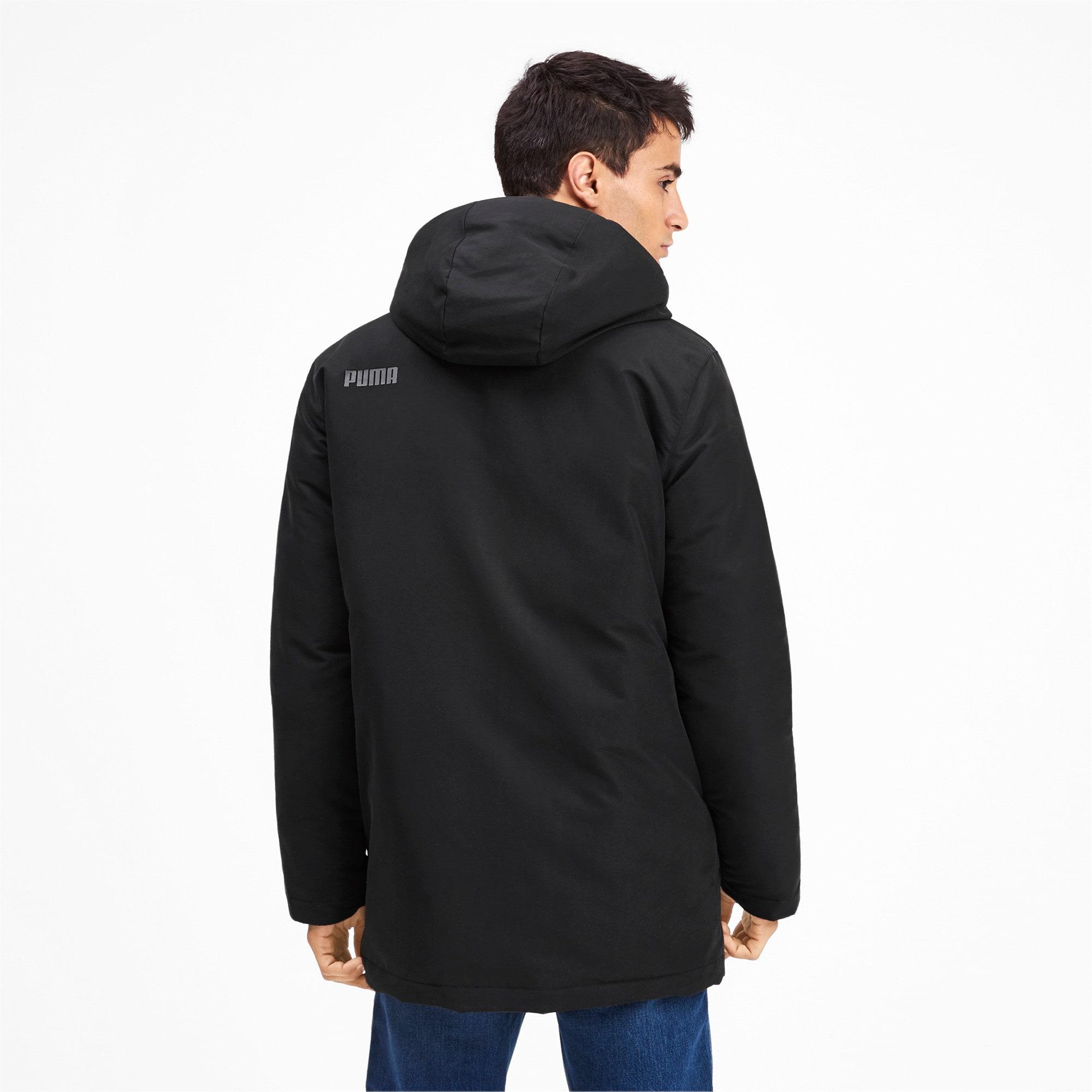 Thumbnail 3 of Essentials Protect Men's Jacket, Puma Black, medium