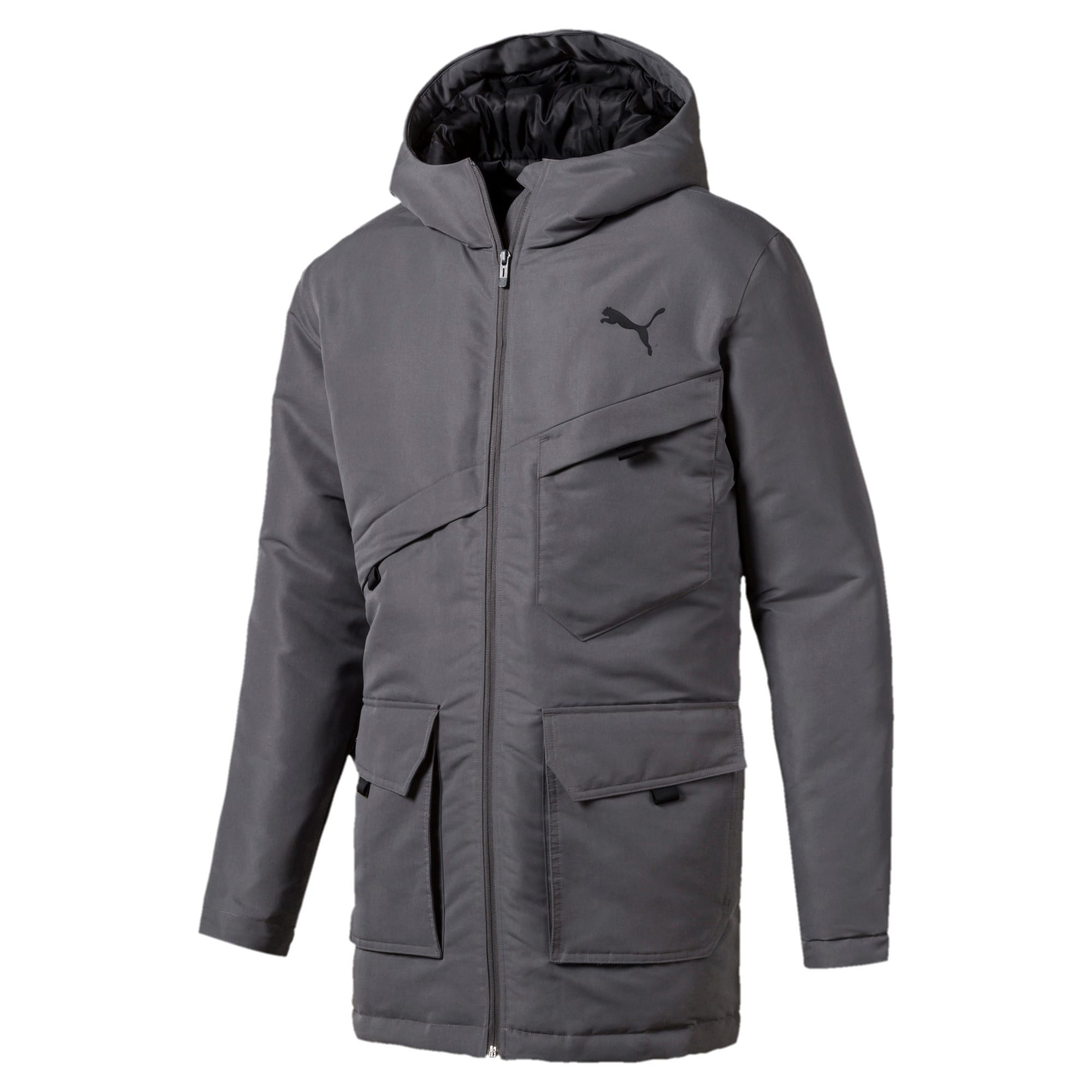 Thumbnail 1 of Essentials Protect Men's Jacket, CASTLEROCK, medium