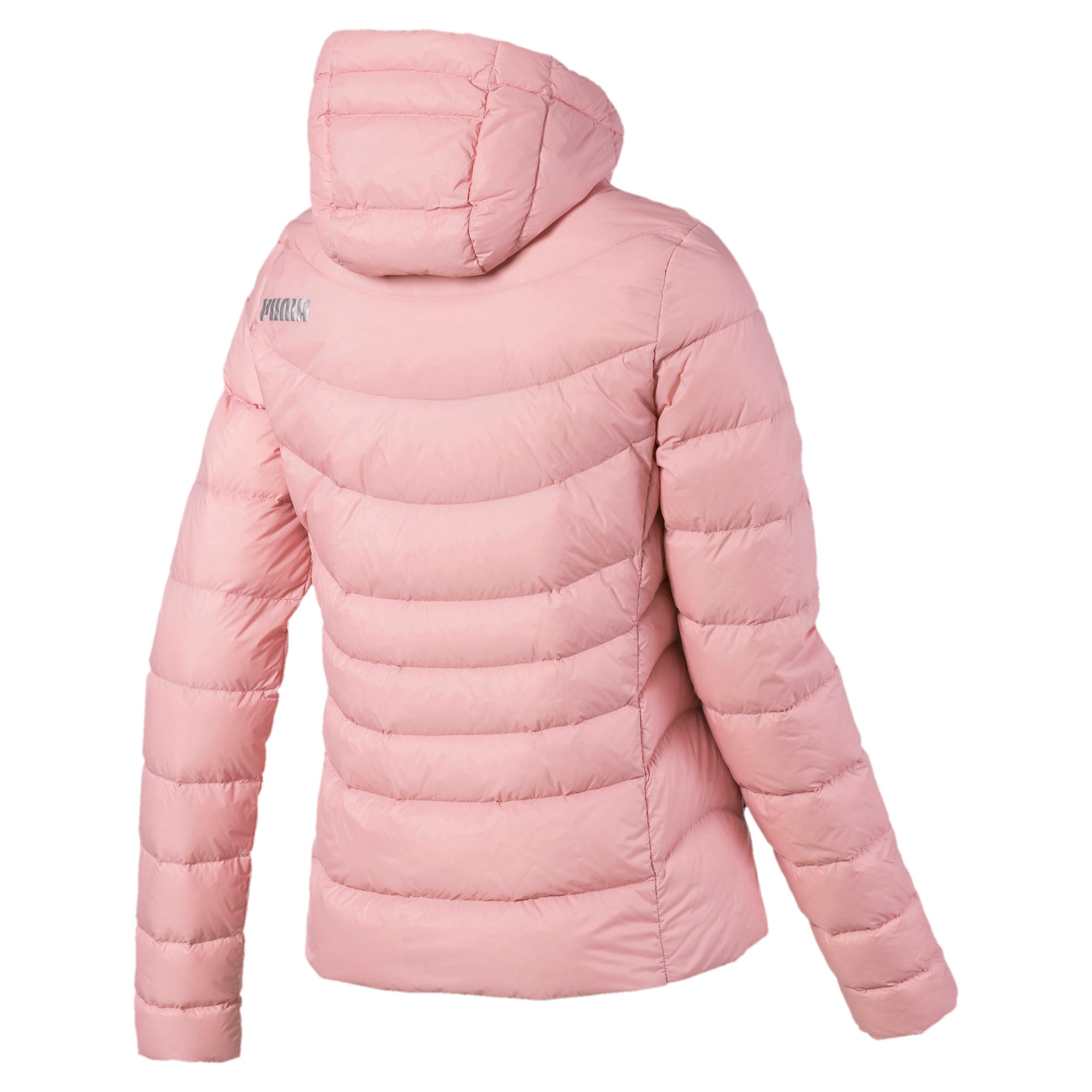 Thumbnail 5 of PWRWARM X packLITE 600 HD Damen Daunenjacke, Bridal Rose, medium