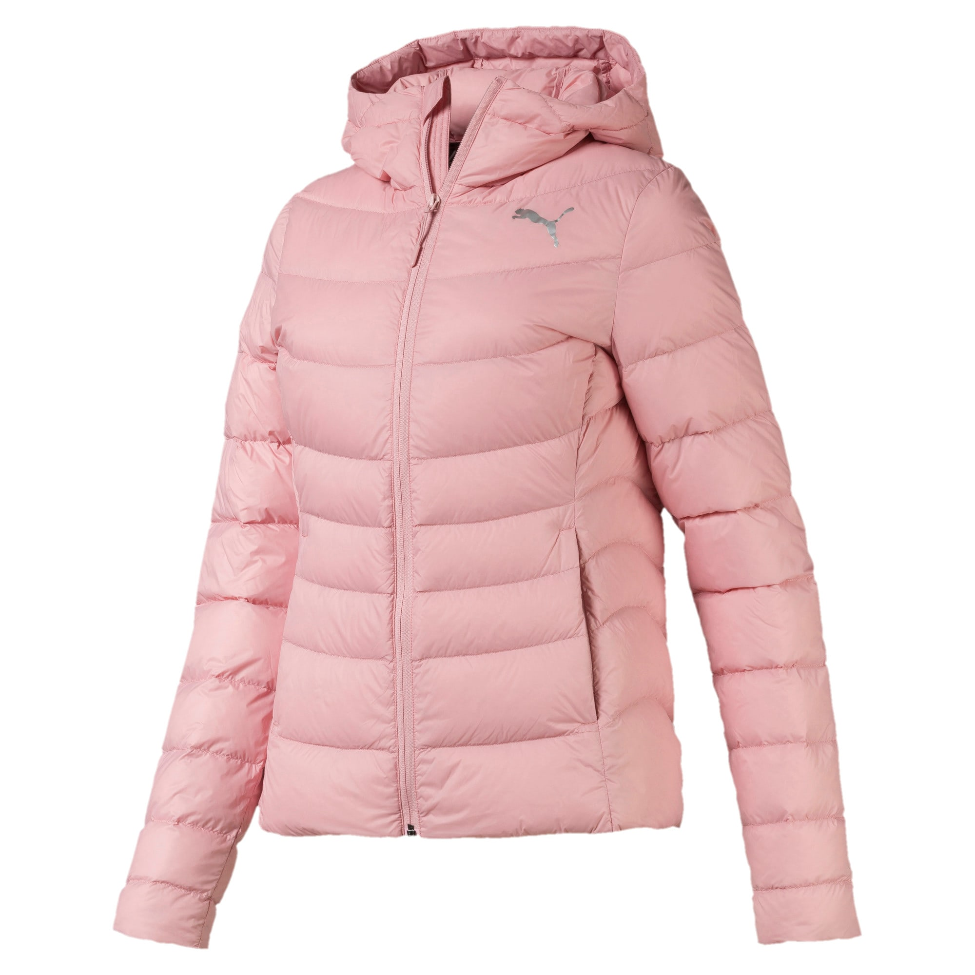 Thumbnail 4 of PWRWARM X packLITE 600 HD Damen Daunenjacke, Bridal Rose, medium