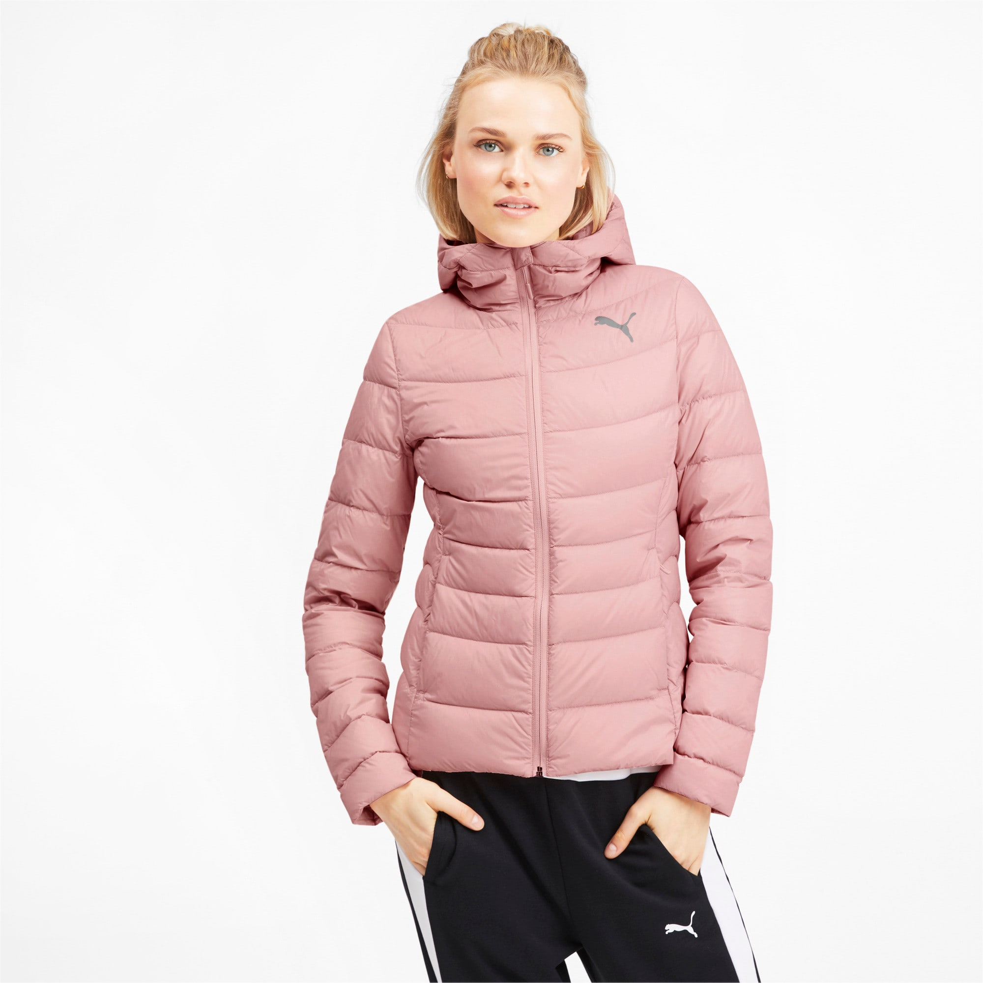 Thumbnail 1 of PWRWARM X packLITE 600 HD Damen Daunenjacke, Bridal Rose, medium