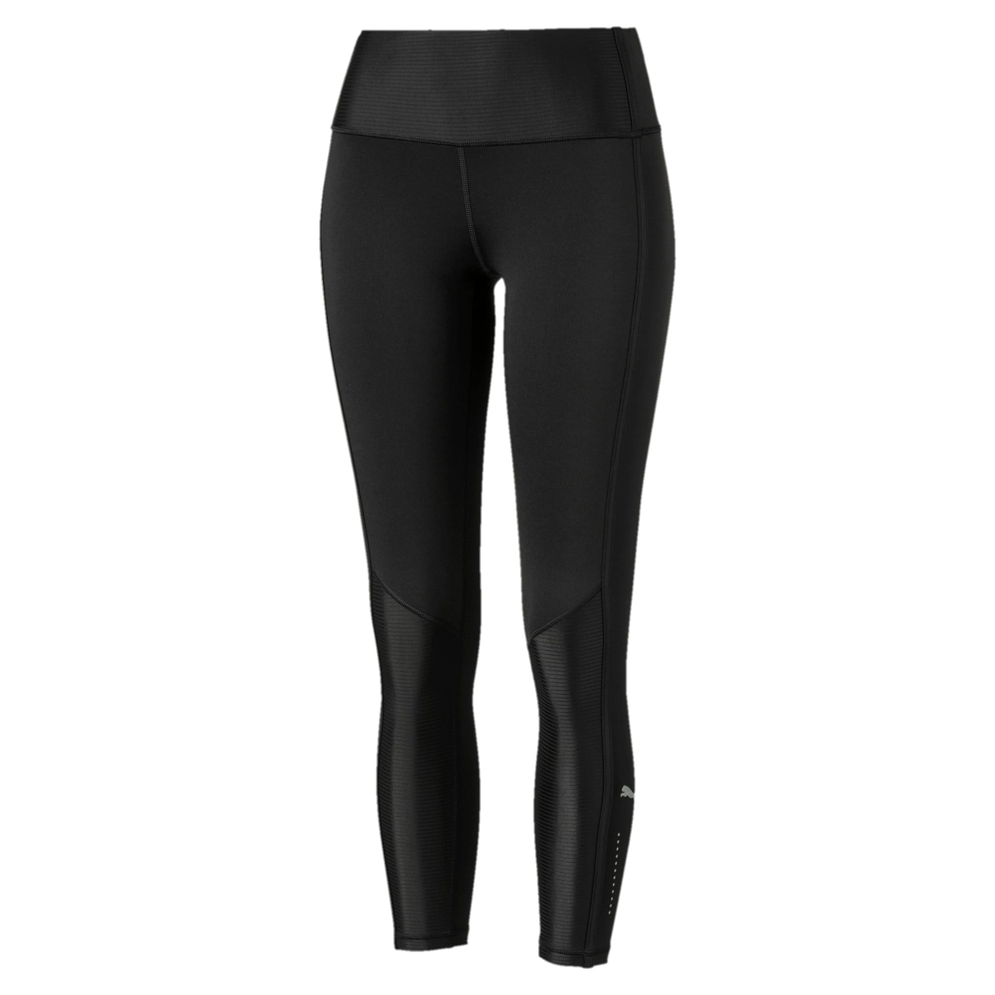 Thumbnail 4 of Collant Evostripe Fitted pour femme, Puma Black, medium