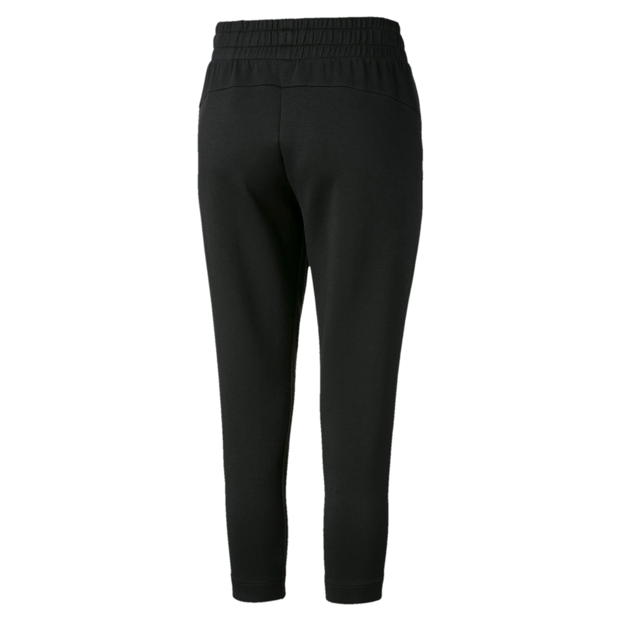 Thumbnail 5 of Evostripe Damen Sweatpants, Puma Black, medium