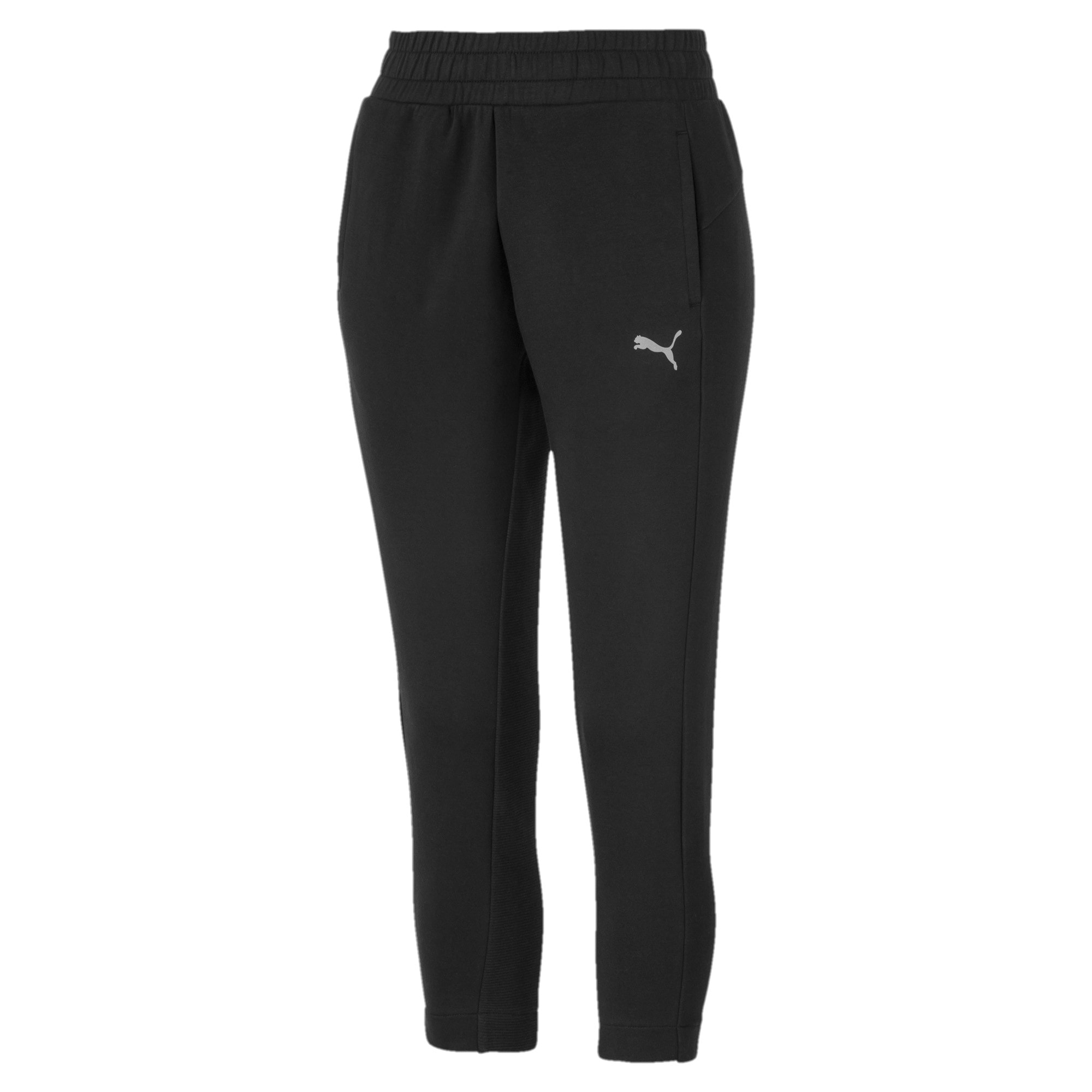 Thumbnail 4 of Evostripe Damen Sweatpants, Puma Black, medium