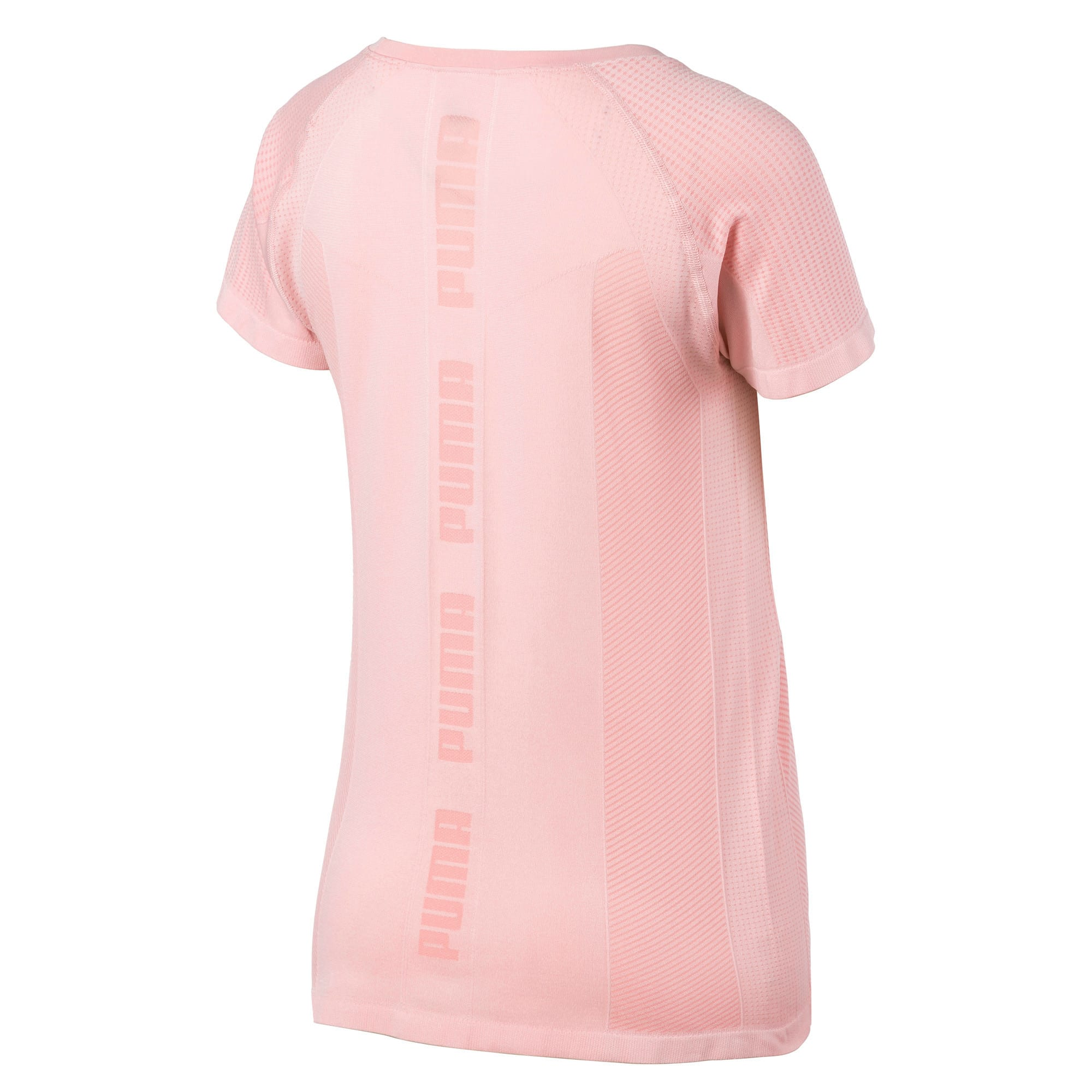 Thumbnail 5 of evoKNIT Seamless Damen T-Shirt, Bridal Rose, medium