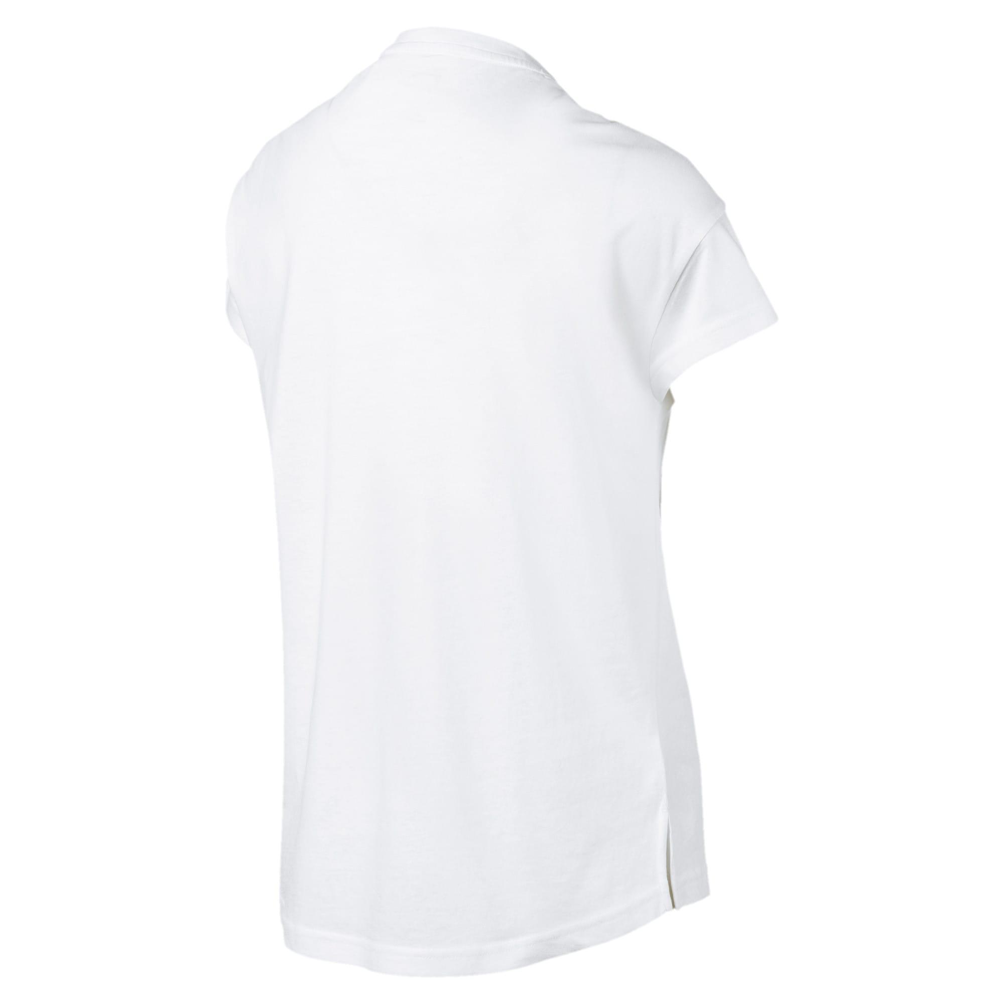 Miniatura 5 de Camiseta estampadaModernSports de mujer, Puma White, mediano