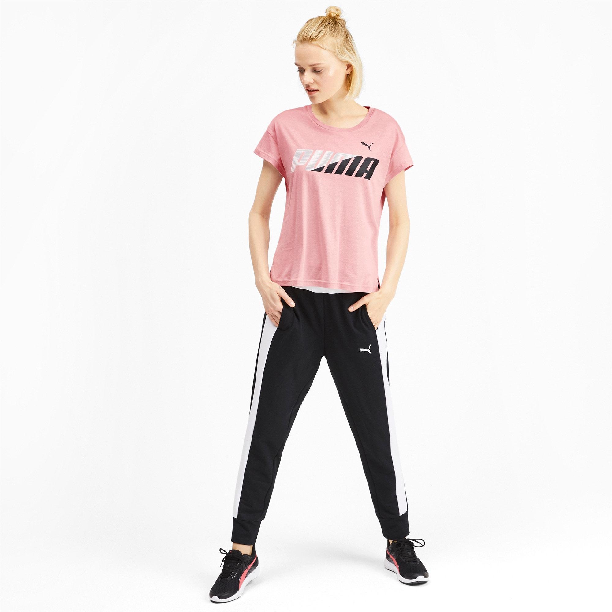 Miniatura 3 de Camiseta estampadaModernSports de mujer, Bridal Rose, mediano