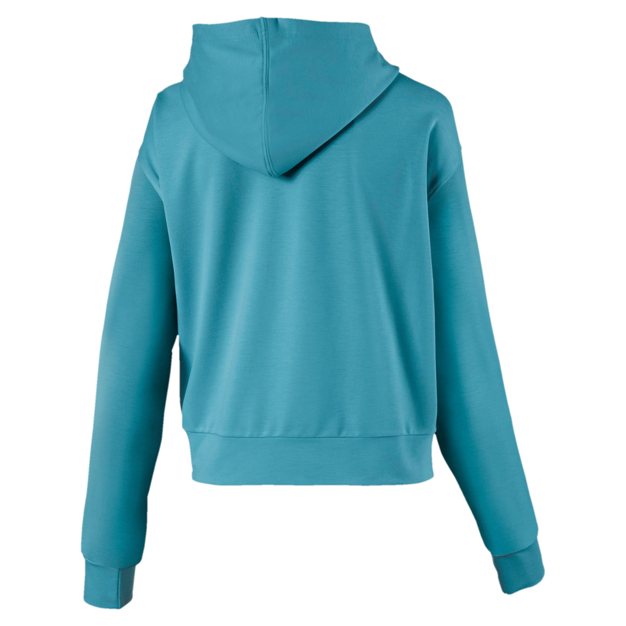 Thumbnail 5 of Modern Sports Women's Hoodie, Milky Blue, medium