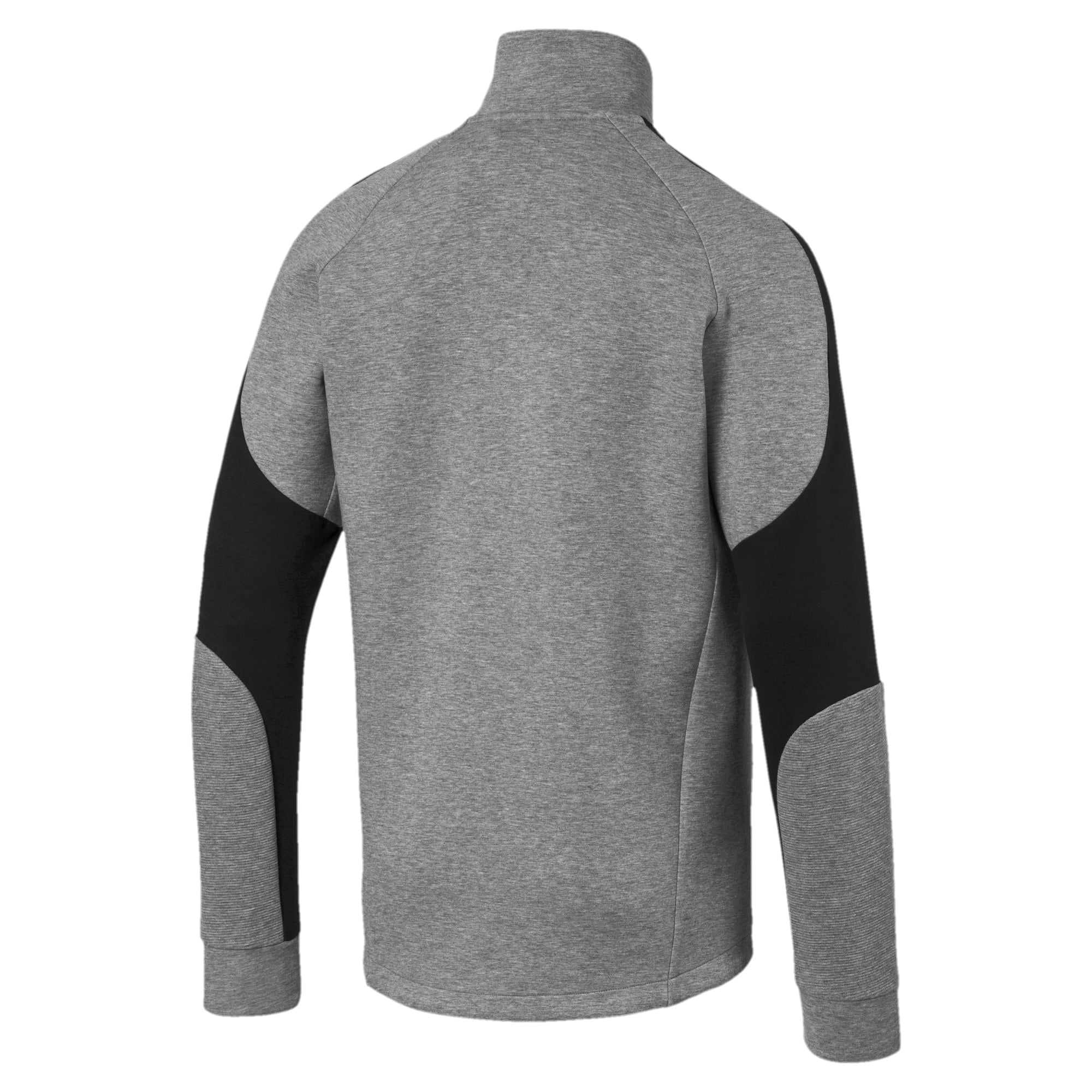 Miniatura 5 de Chaqueta Evostripe para hombre, Medium Gray Heather, mediano