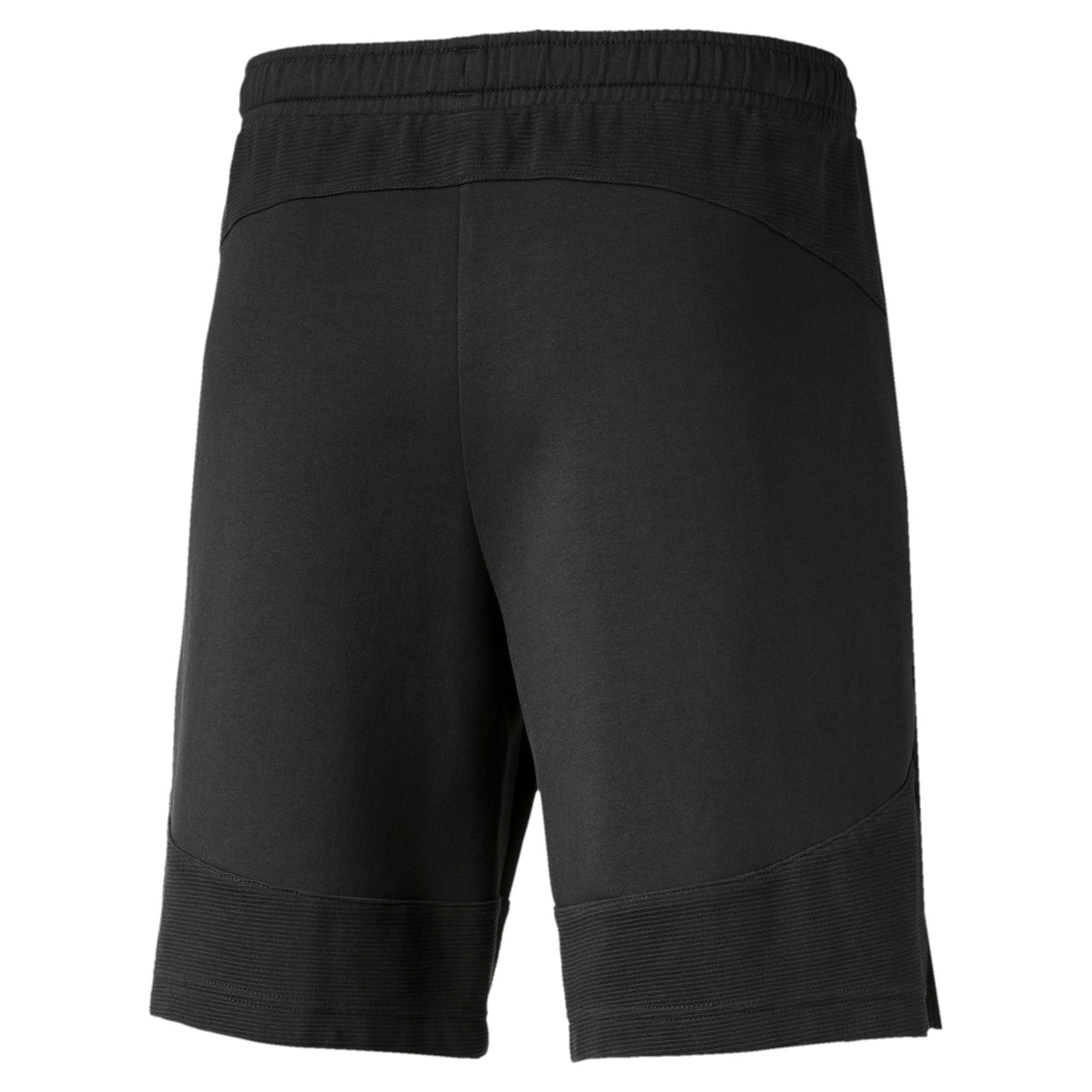 Thumbnail 5 of Evostripe Men's Shorts, Puma Black, medium