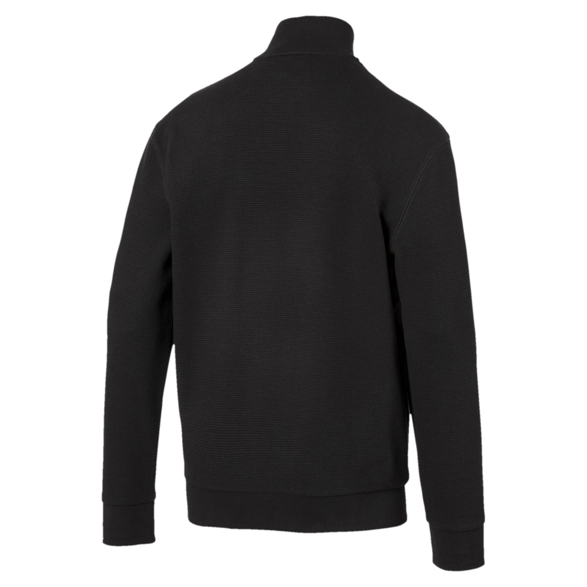 Thumbnail 5 of Fusion Men's Jacket, Puma Black, medium