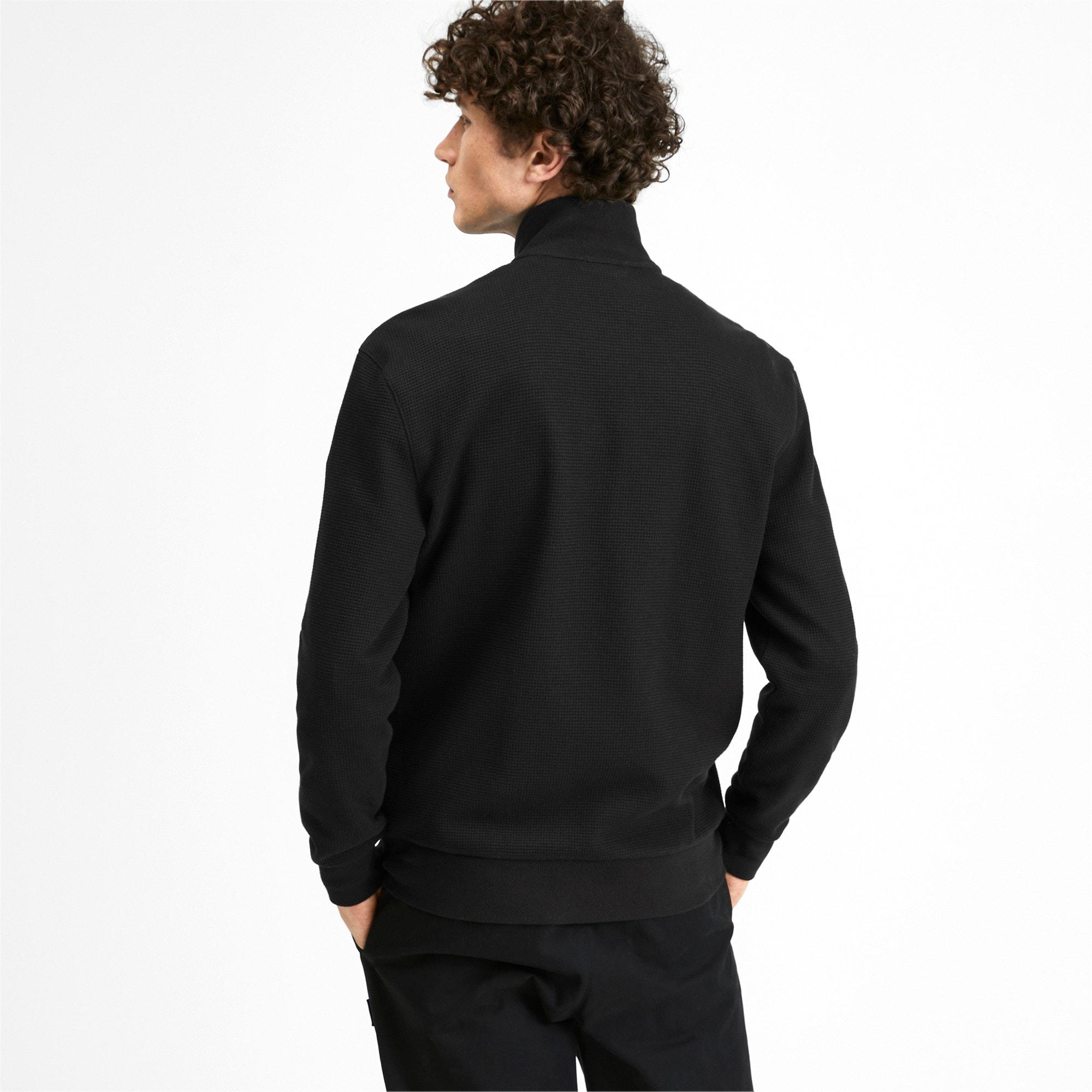 Thumbnail 2 of Fusion Men's Jacket, Puma Black, medium