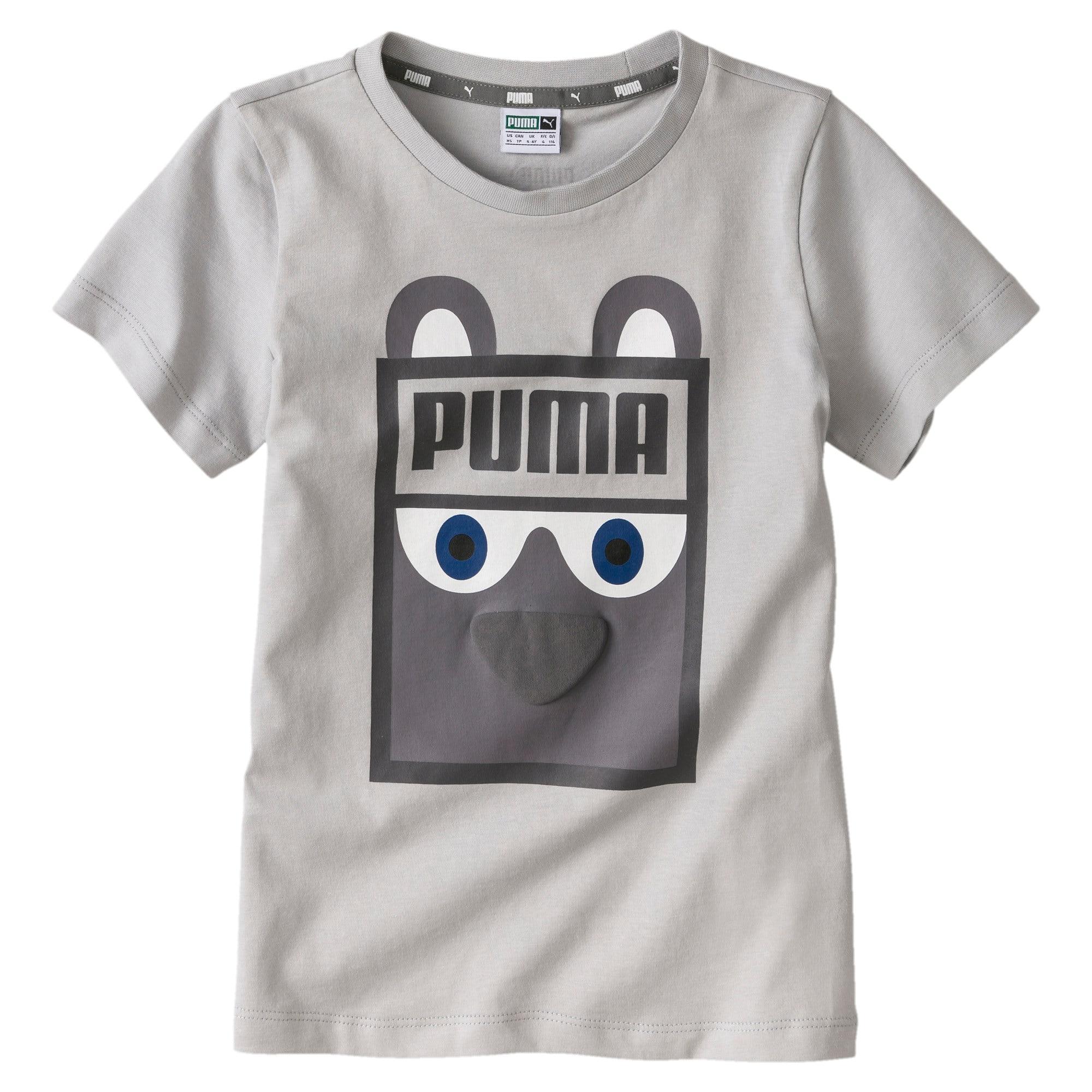 Vignette 1 de T-shirt Monster, nouveau-né + tout-petit, Gratte-ciel, moyen