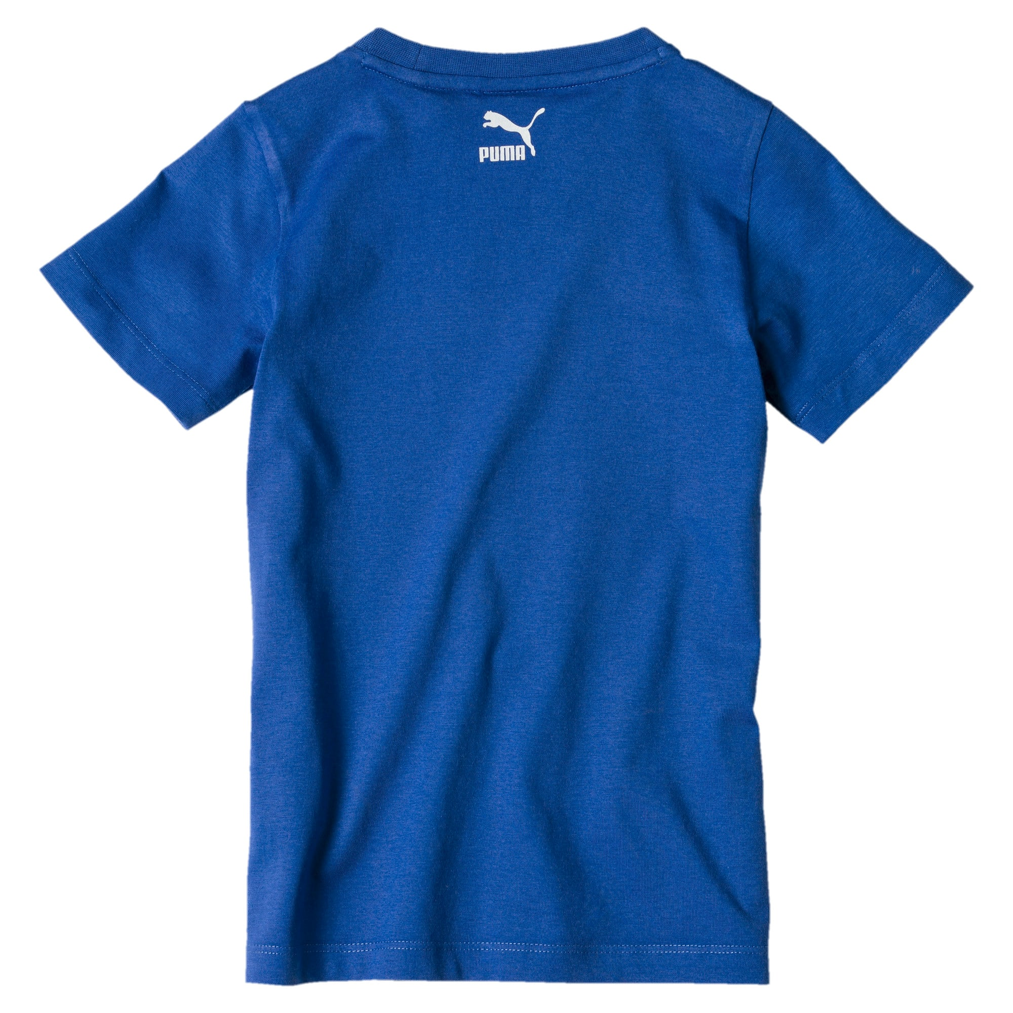 Vignette 2 de T-shirt Monster, nouveau-né + tout-petit, Galaxy Blue, moyen