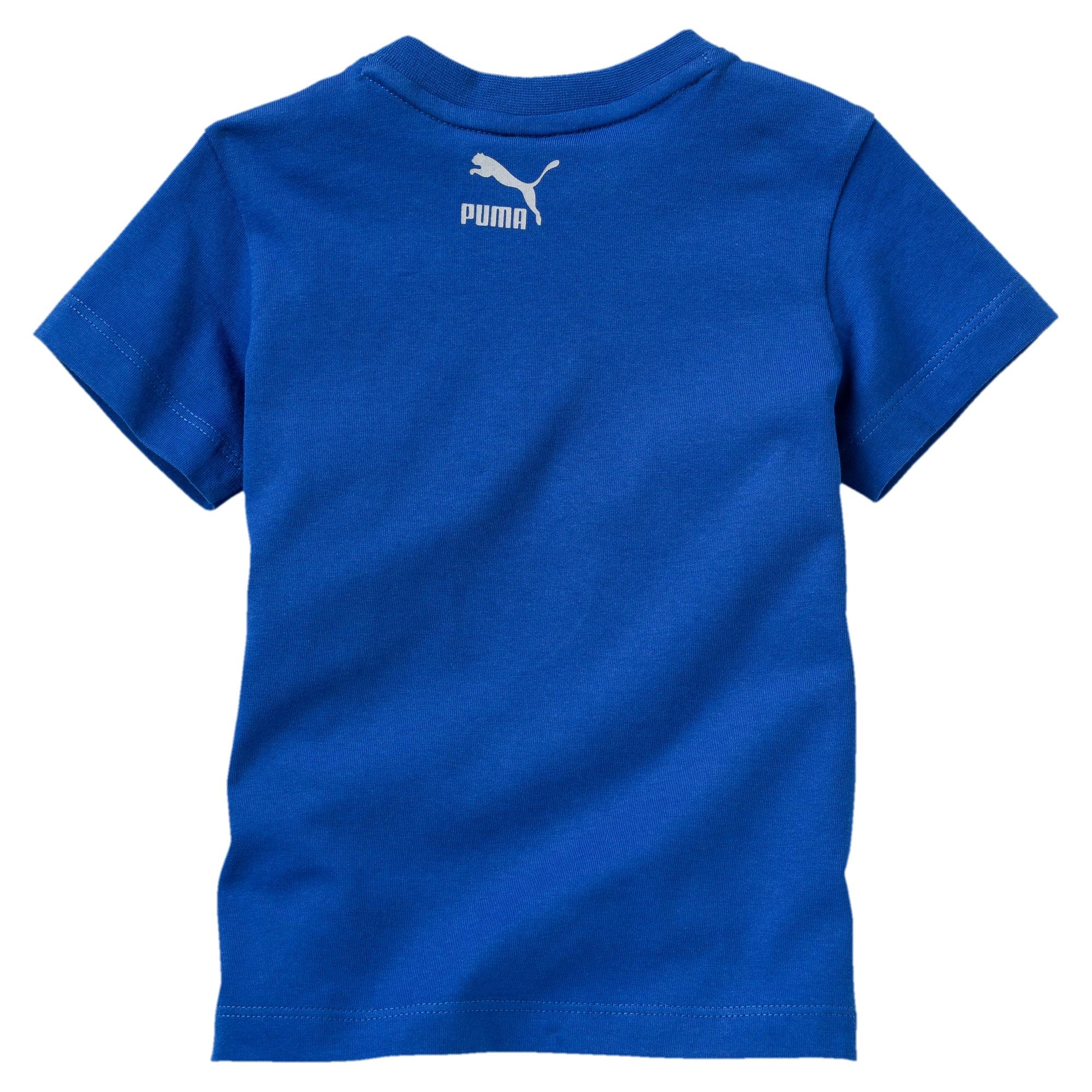 Vignette 4 de T-shirt Monster, nouveau-né + tout-petit, Galaxy Blue, moyen