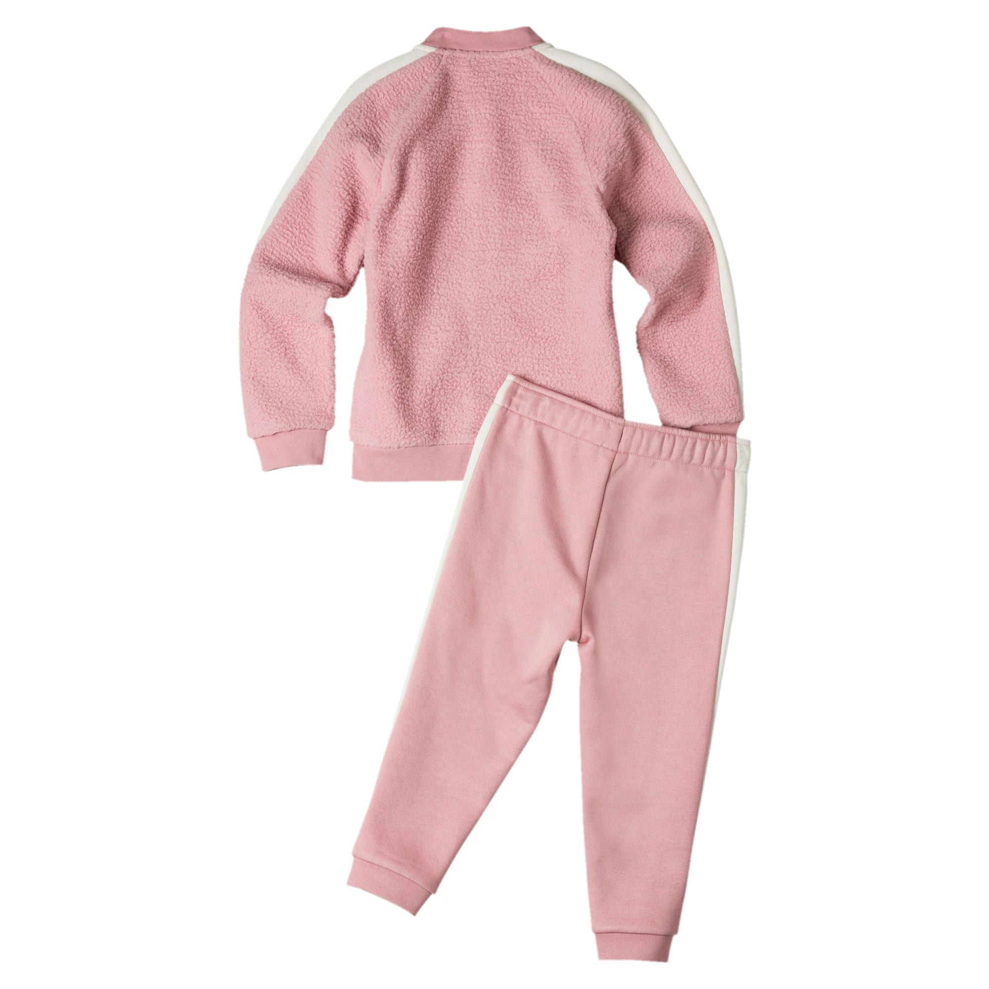 Thumbnail 2 of Monster Infant + Toddler Two-Piece Set, Bridal Rose, medium