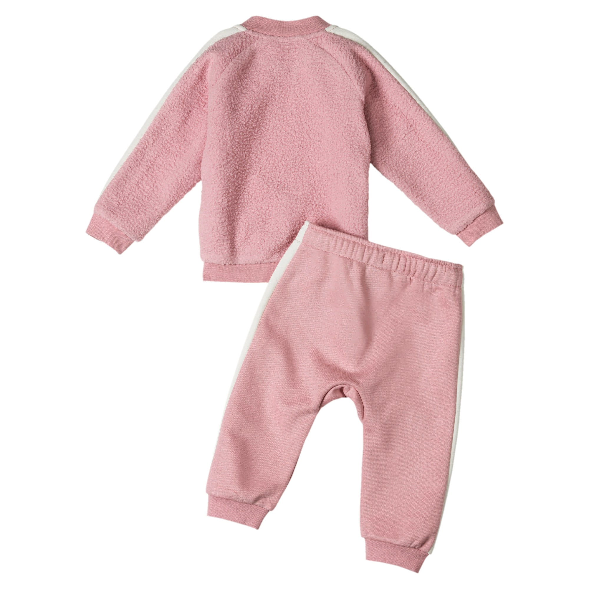 Thumbnail 4 of Monster Infant + Toddler Two-Piece Set, Bridal Rose, medium