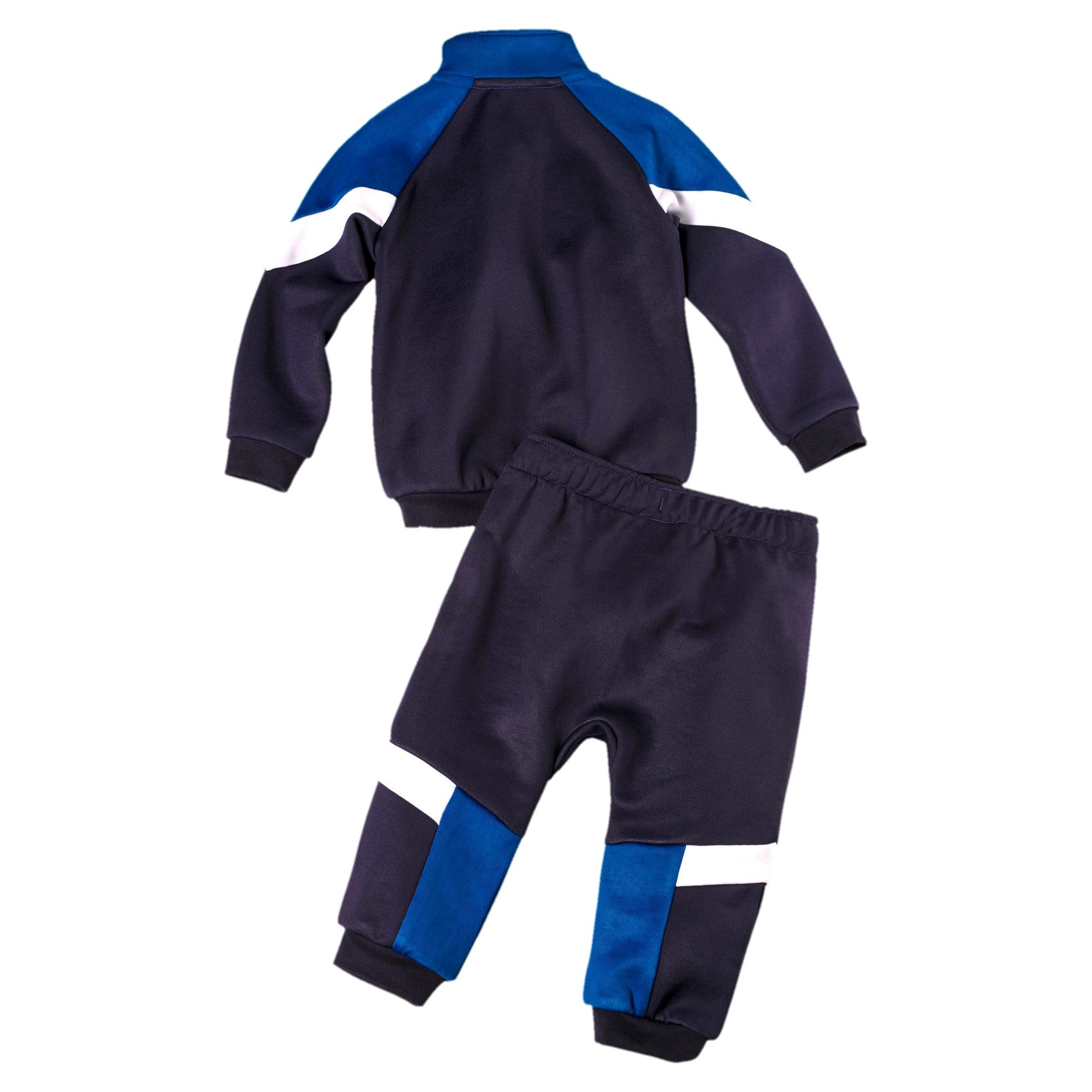 Vignette 2 de Ensemble de jogging Minicats MCS, bébé + tout-petit, Bleu , moyen