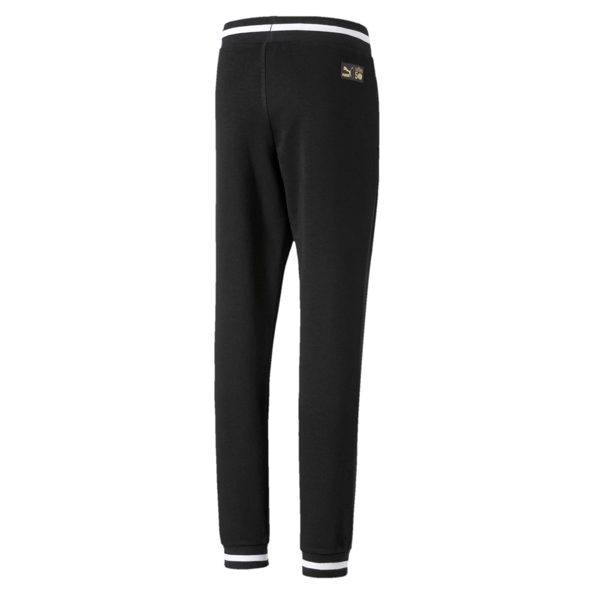 Anteprima 2 di Sesame Street Knitted Boys' Sweat Pants, Puma Black, medio