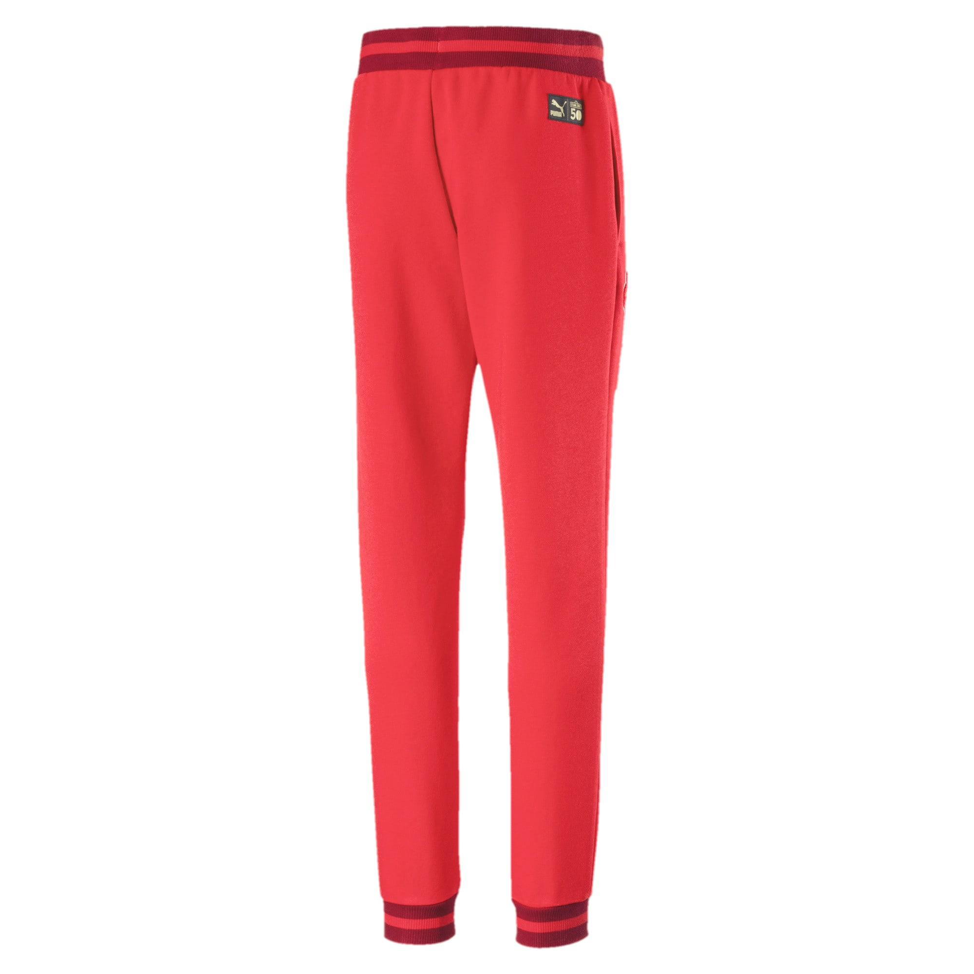 Thumbnail 2 of PUMA x SESAME STREET Kids' Sweatpants, High Risk Red, medium