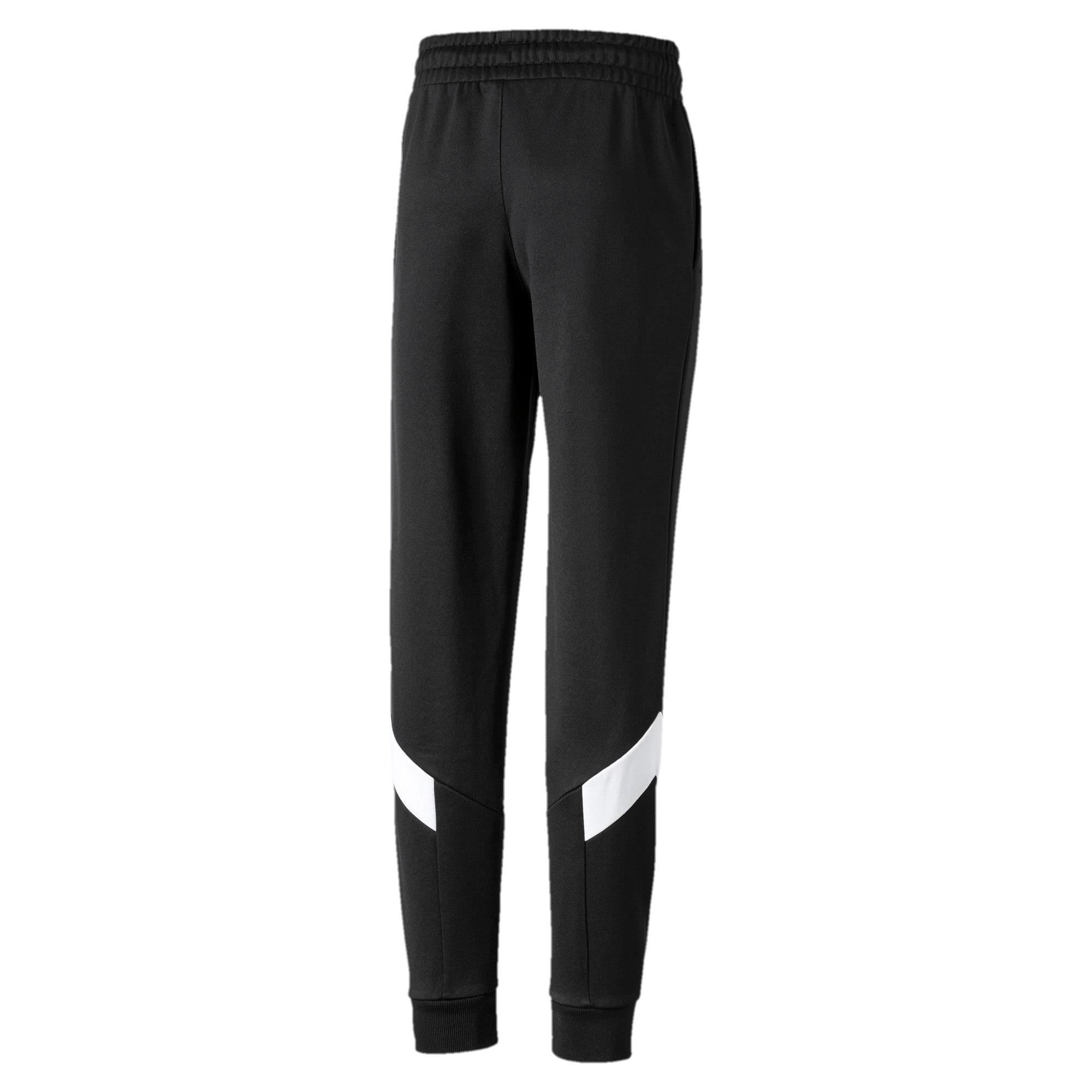 Miniatura 2 de Pantalones deportivos icónicosMCS para niño, Puma Black, mediano