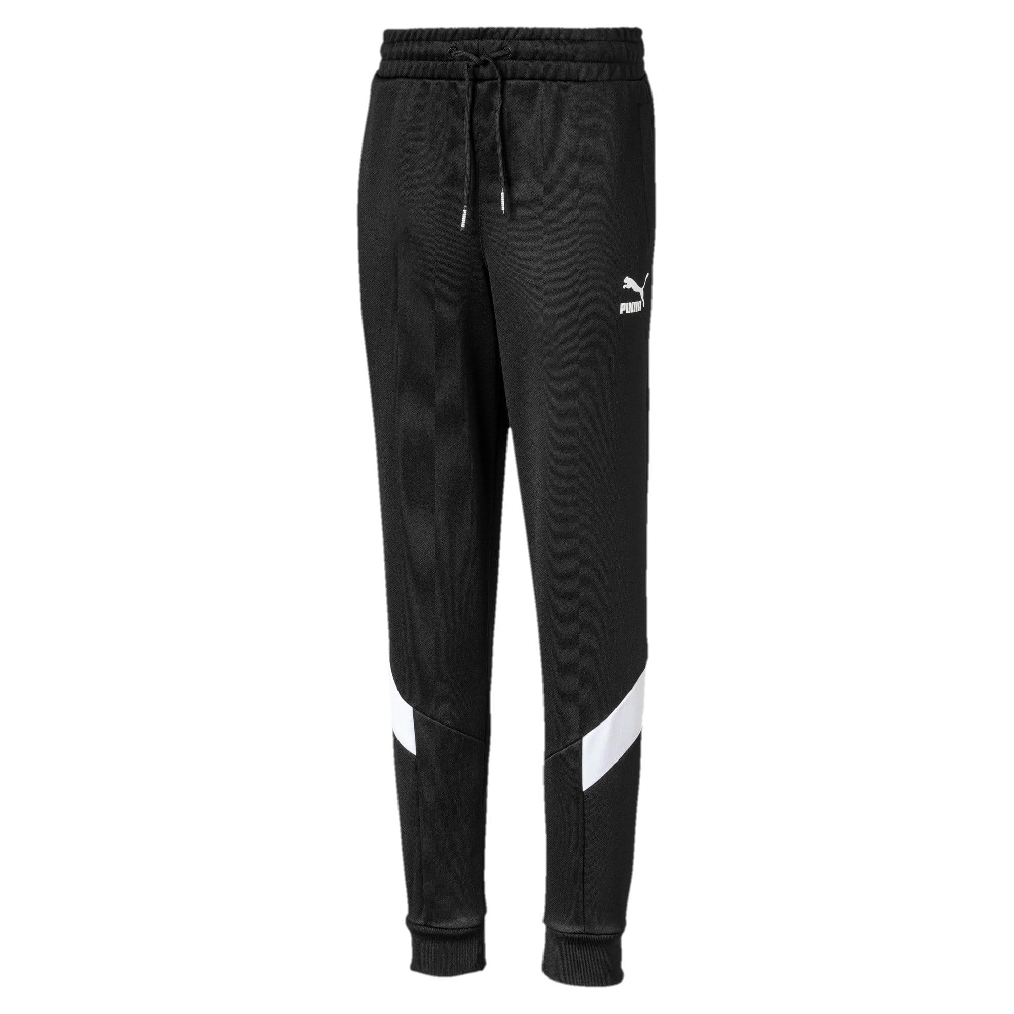 Miniatura 1 de Pantalones deportivos icónicosMCS para niño, Puma Black, mediano
