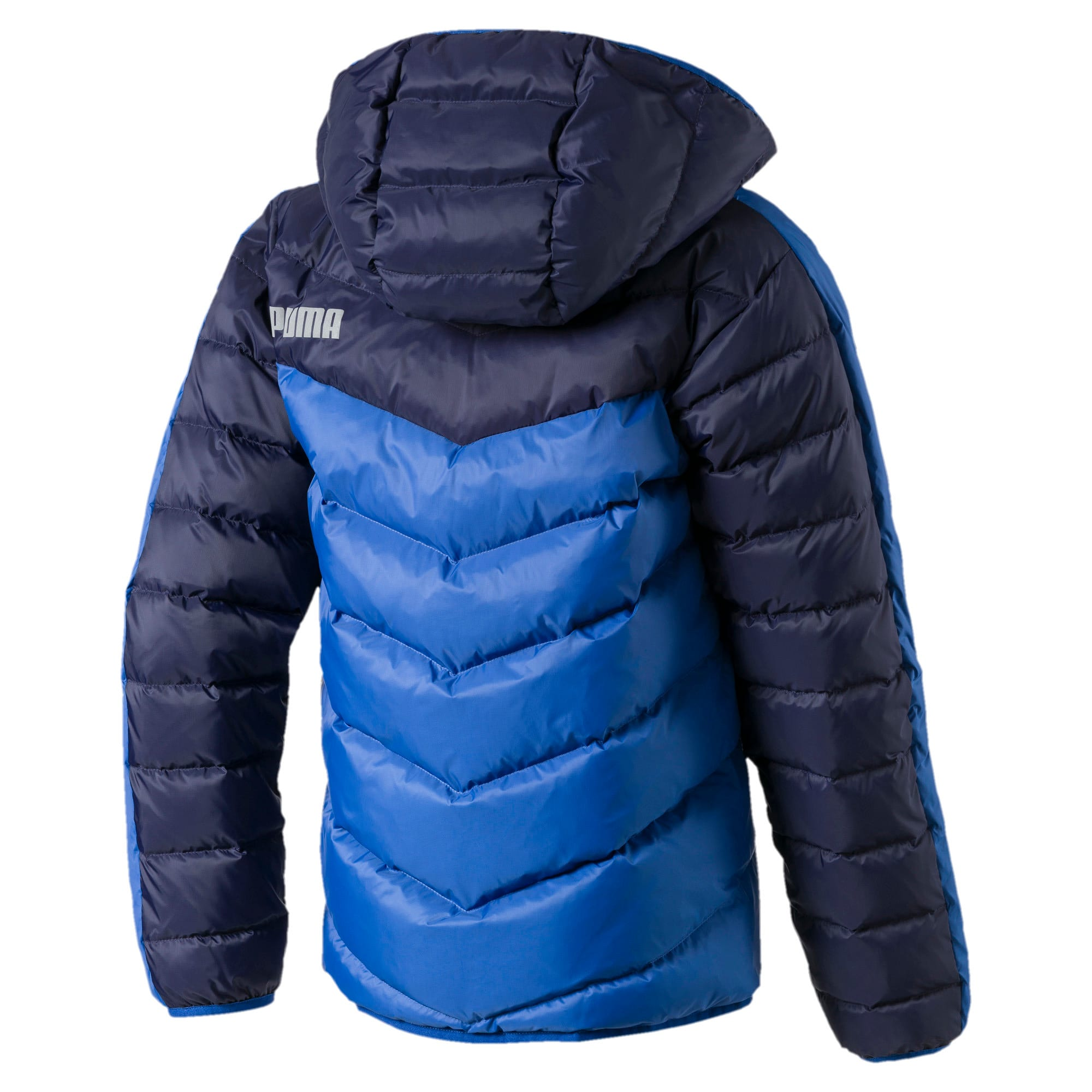 Active Boys' Jacket, Galaxy Blue-Peacoat, large
