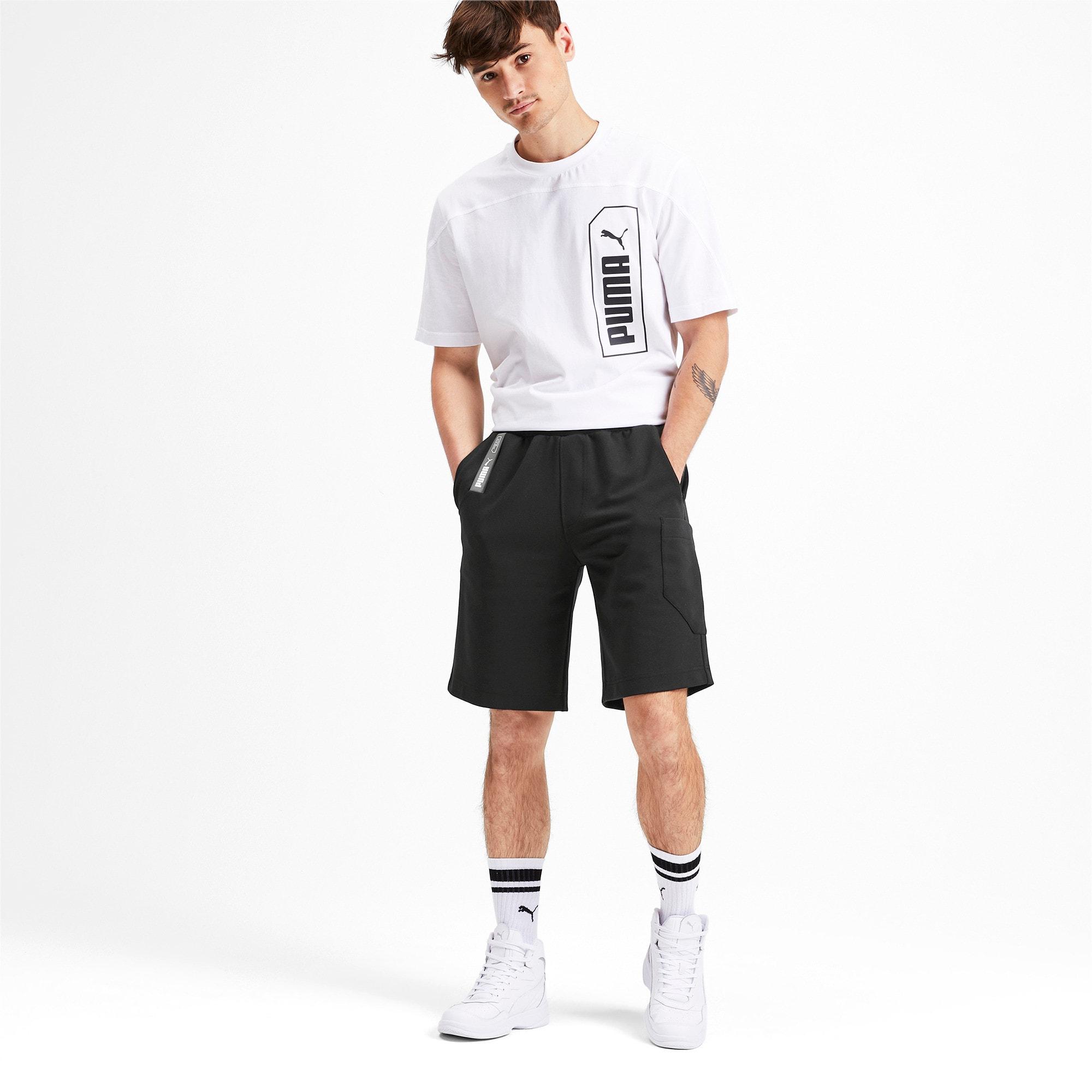 Miniatura 3 de Shorts NU-TILITY para hombre, Puma Black, mediano