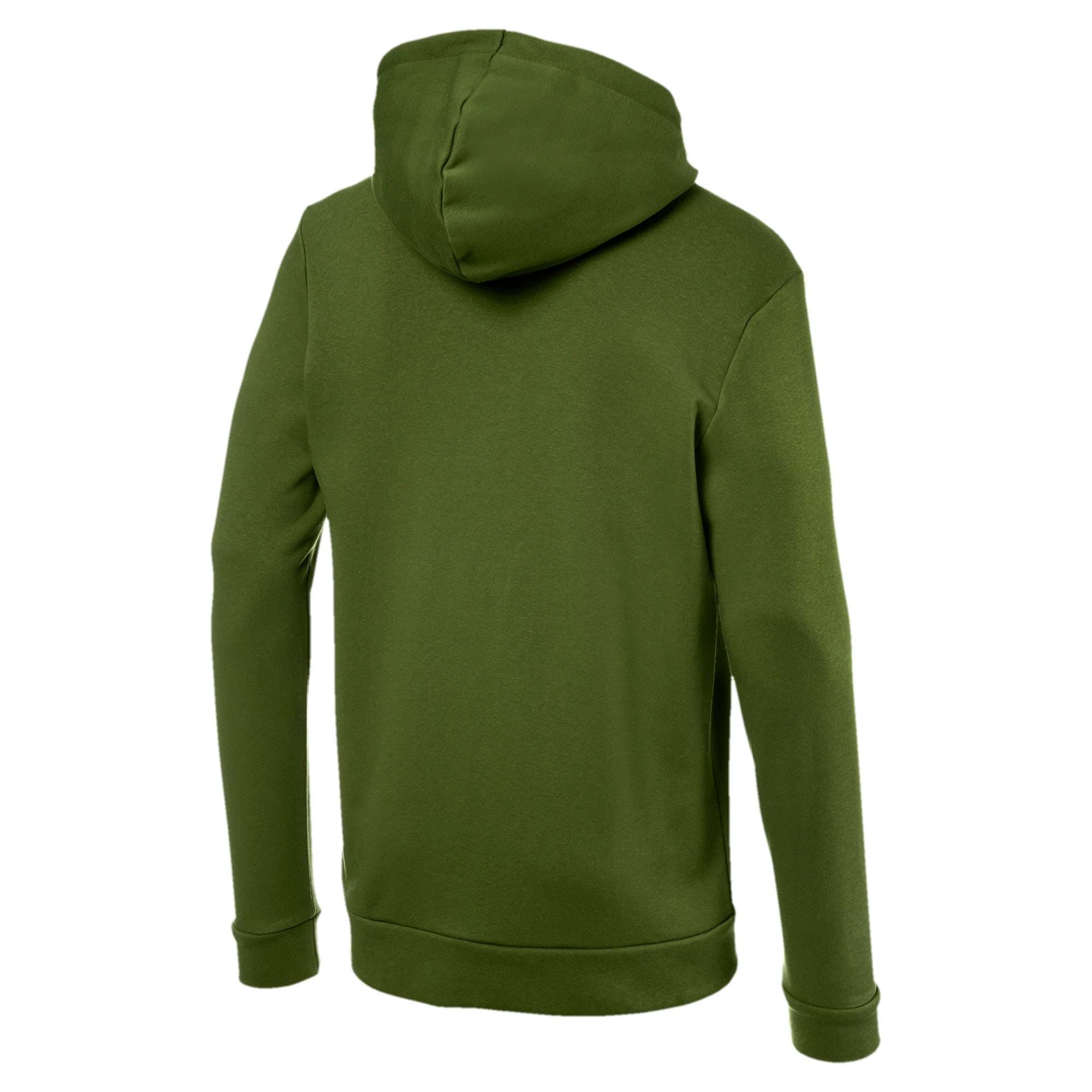 Miniatura 5 de Chaqueta con capucha Amplified para hombre, Garden Green, mediano