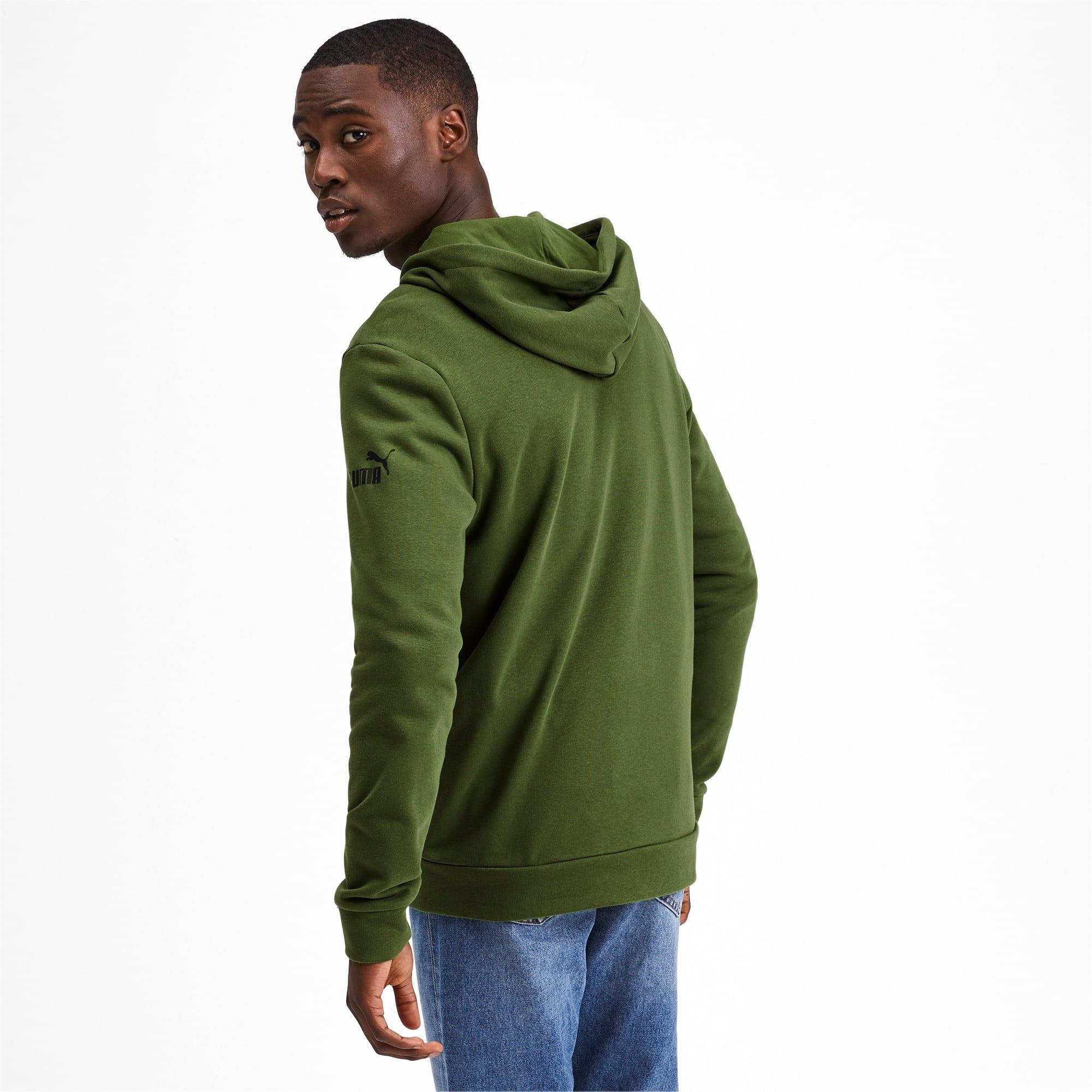 Miniatura 3 de Chaqueta con capucha Amplified para hombre, Garden Green, mediano