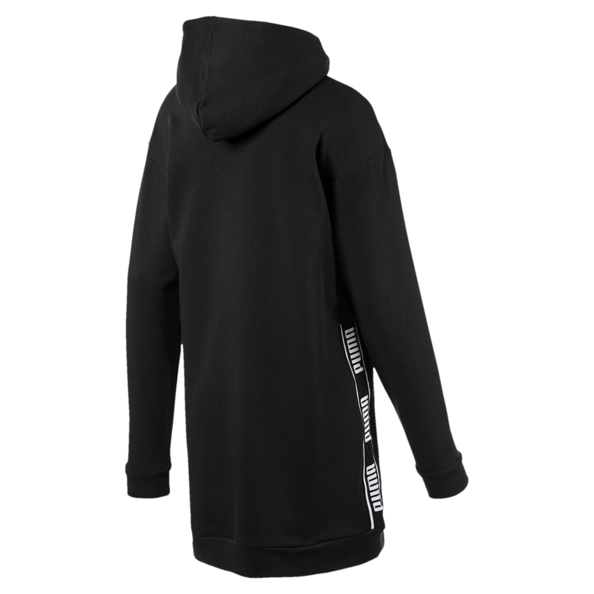 Miniatura 5 de Vestido Amplified para mujer, Puma Black, mediano