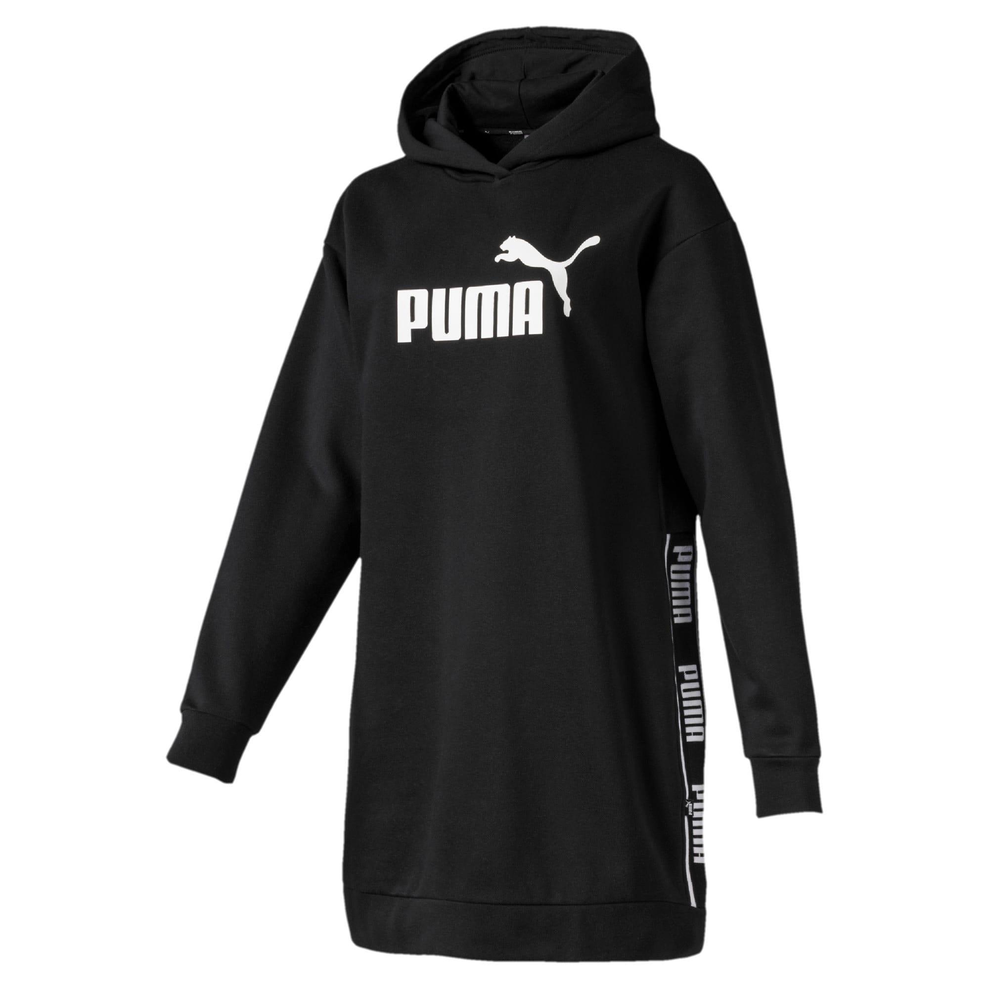 Miniatura 1 de Vestido Amplified para mujer, Puma Black, mediano
