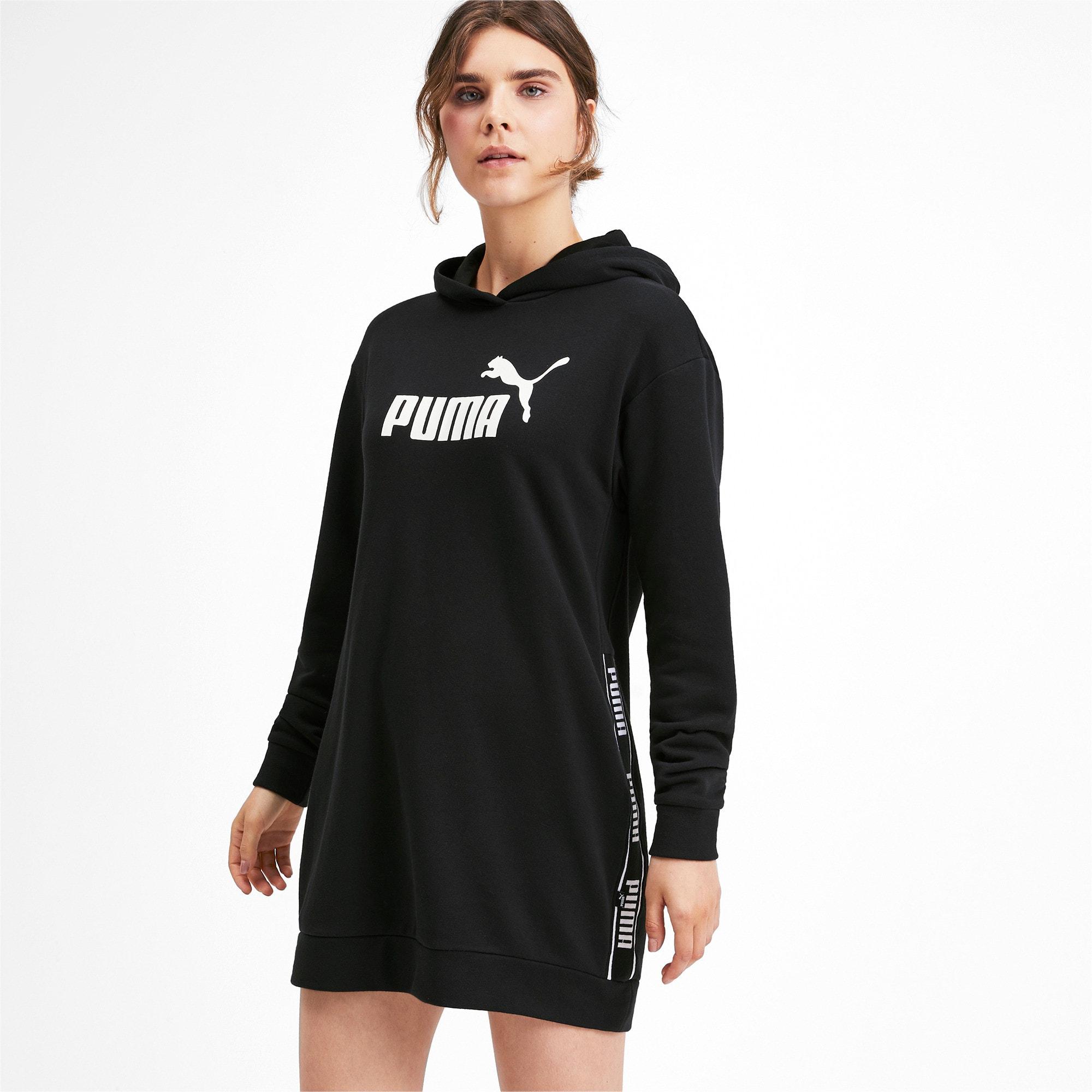 Miniatura 2 de Vestido Amplified para mujer, Puma Black, mediano