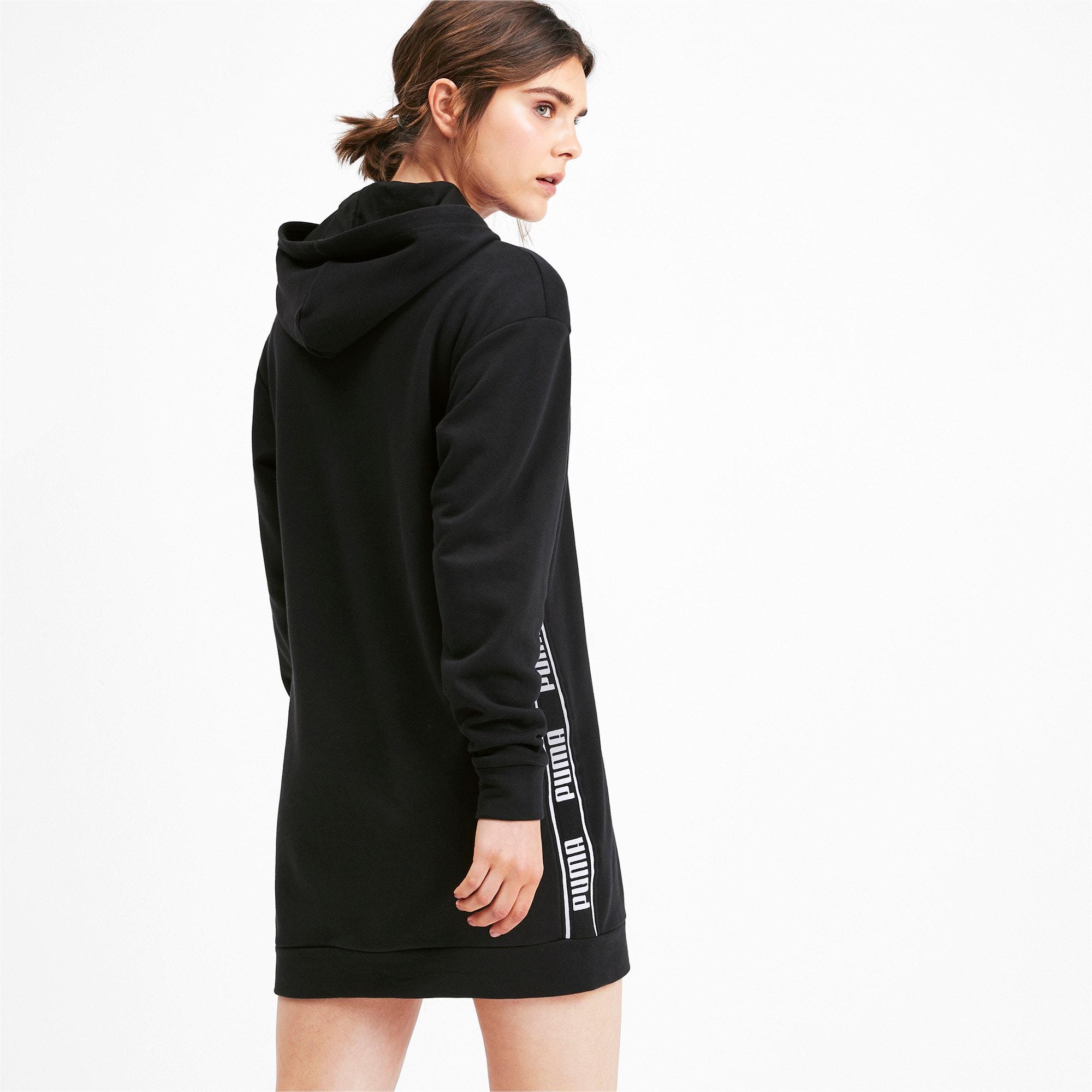 Miniatura 3 de Vestido Amplified para mujer, Puma Black, mediano