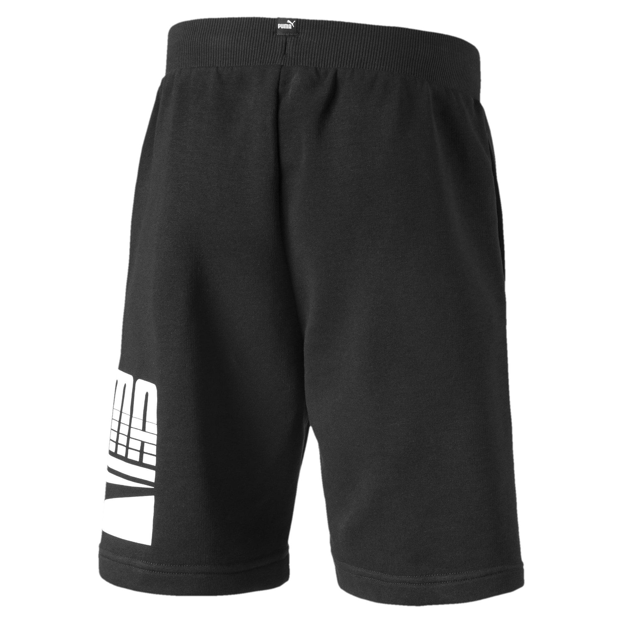 Miniatura 2 de Shorts deportivos Rebel JR, Puma Black, mediano