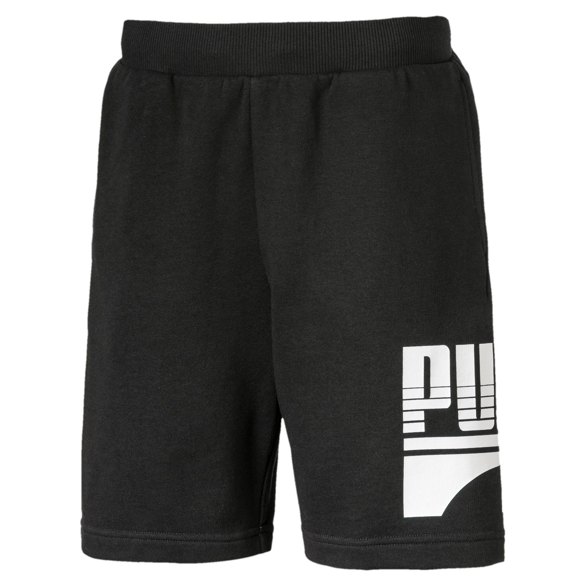 Miniatura 1 de Shorts deportivos Rebel JR, Puma Black, mediano