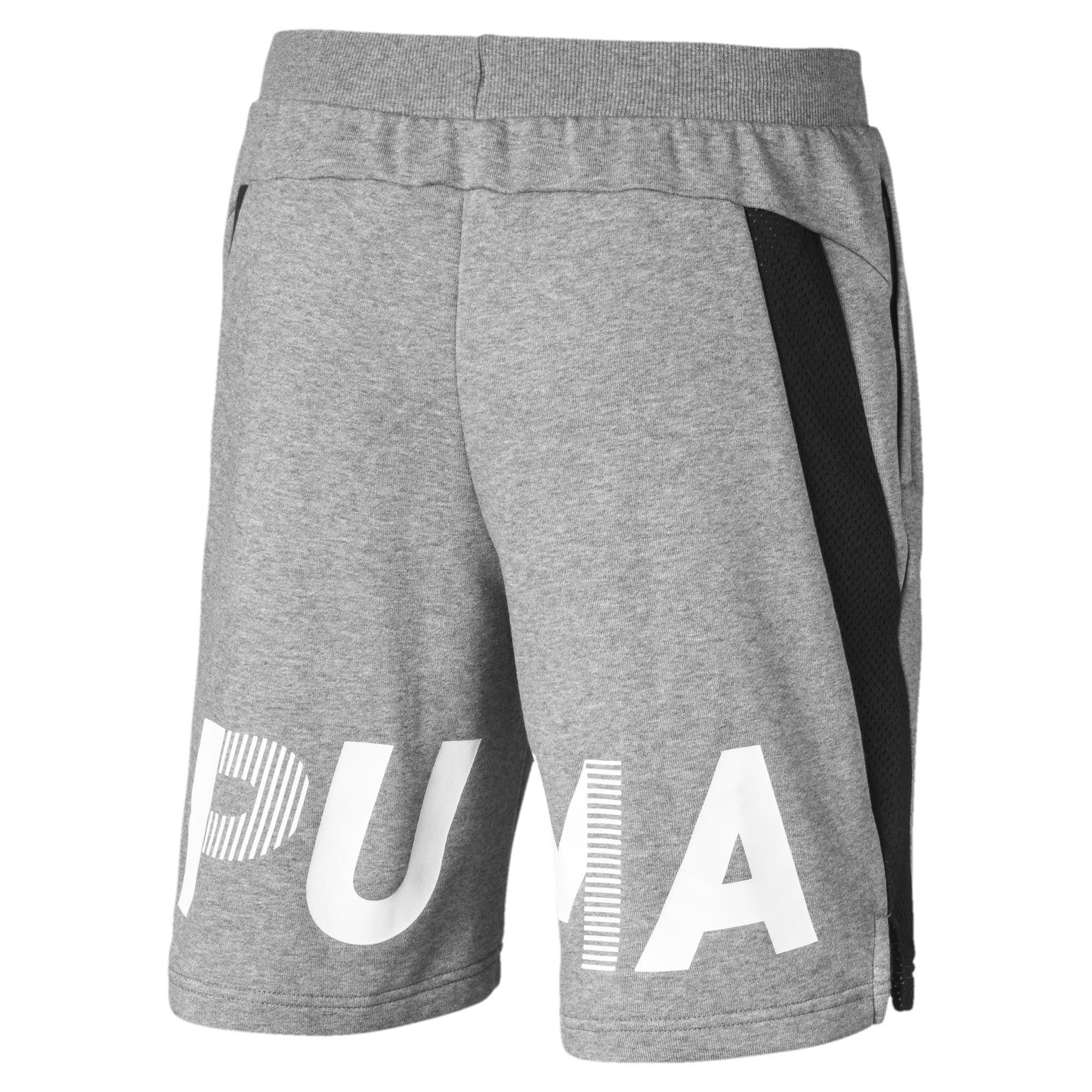 Miniatura 5 de Shorts Modern Sports para hombre, Medium Gray Heather, mediano