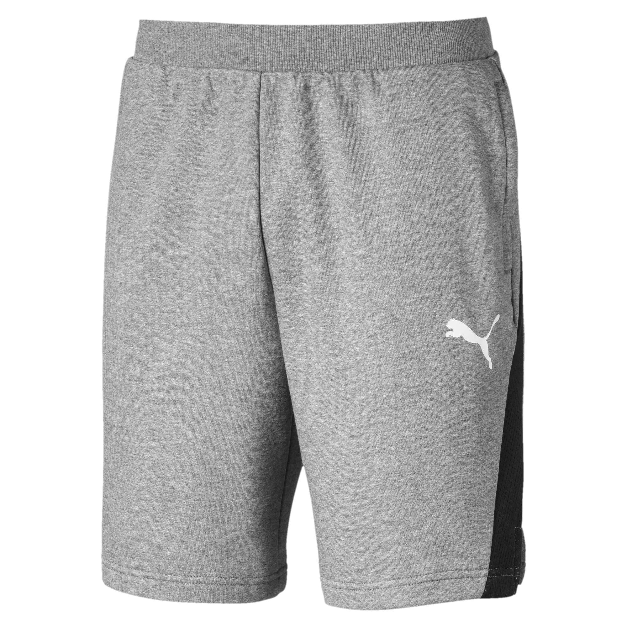 Miniatura 1 de Shorts Modern Sports para hombre, Medium Gray Heather, mediano
